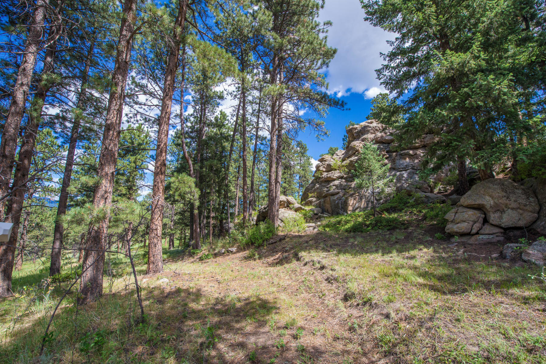 Land for Active at 1 Acre Parcel with Mountain and Meadow Views TBD Cragmont Drive, Lot 12 Evergreen, Colorado 80439 United States