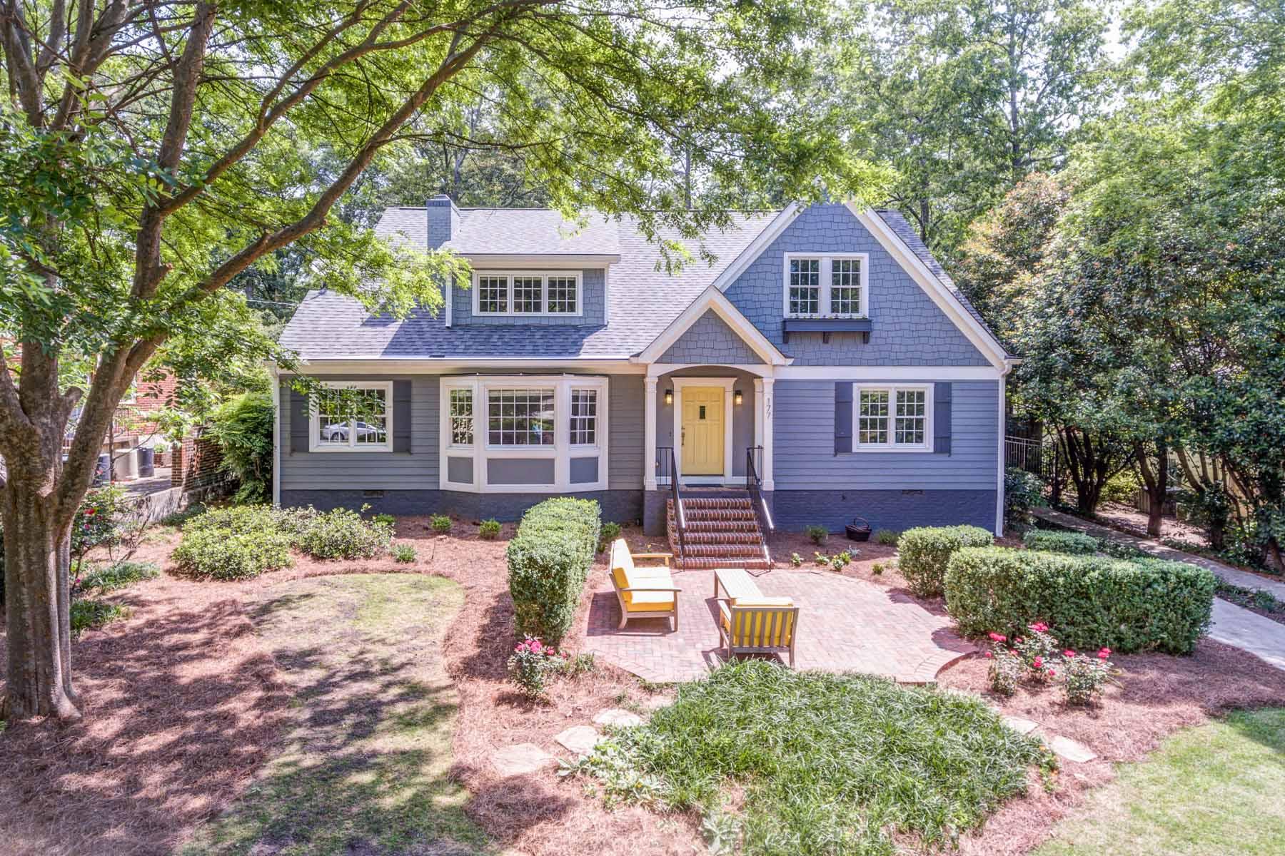 Maison unifamiliale pour l Vente à Simply Stunning 177 Mount Vernon Drive Decatur, Georgia, 30030 États-Unis