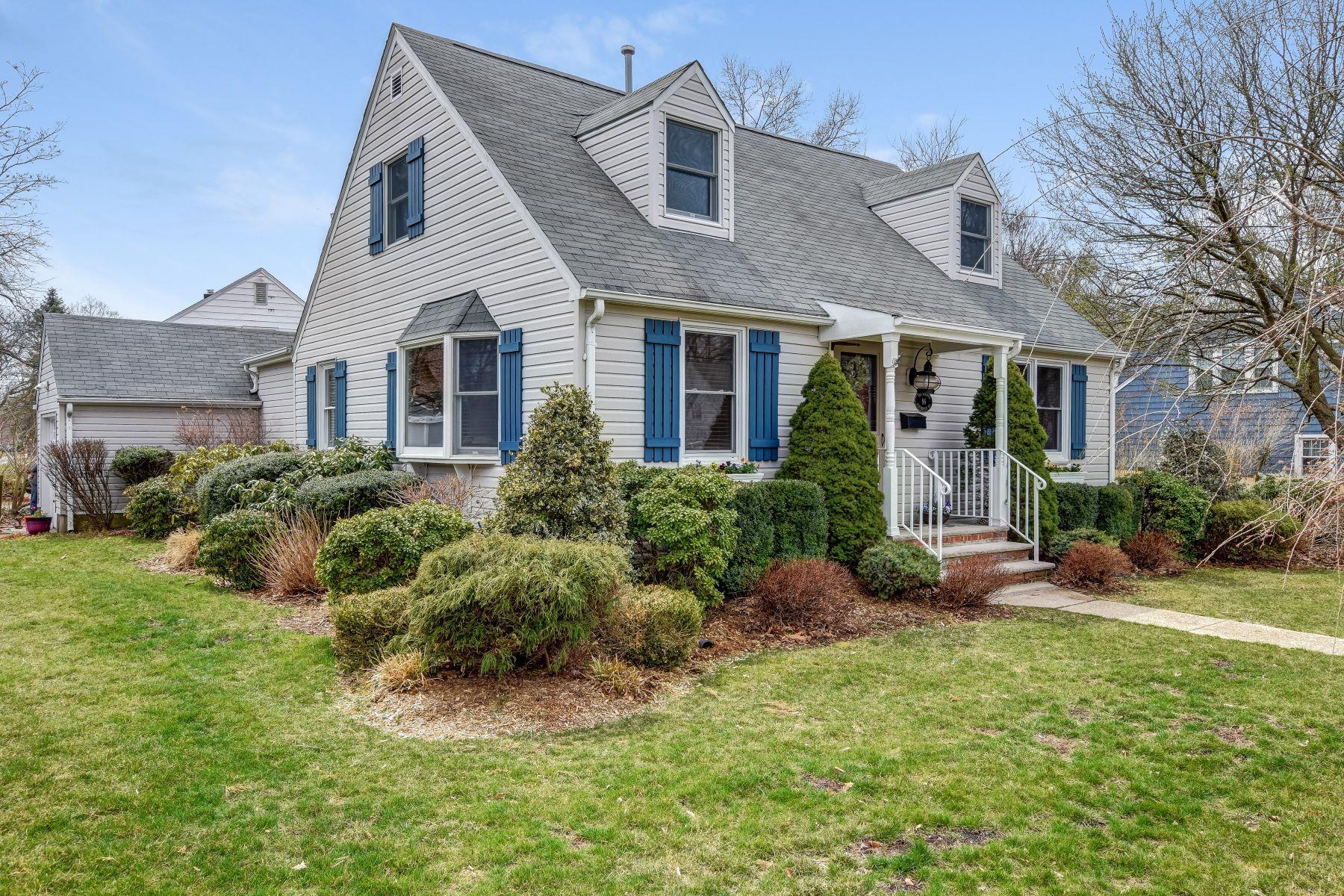 Частный односемейный дом для того Продажа на Wonderful Cape 96 Glenbrook Road, Morris Plains, Нью-Джерси 07950 Соединенные Штаты