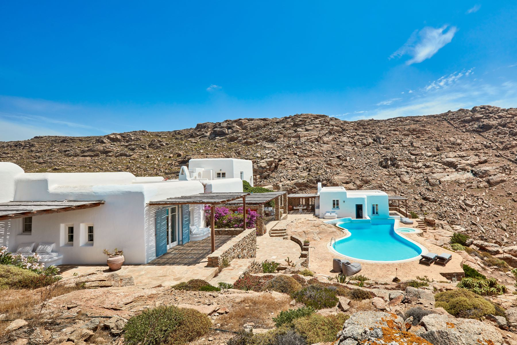 Single Family Home for Sale at Mykonos Observatory Mykonos, Southern Aegean, Greece