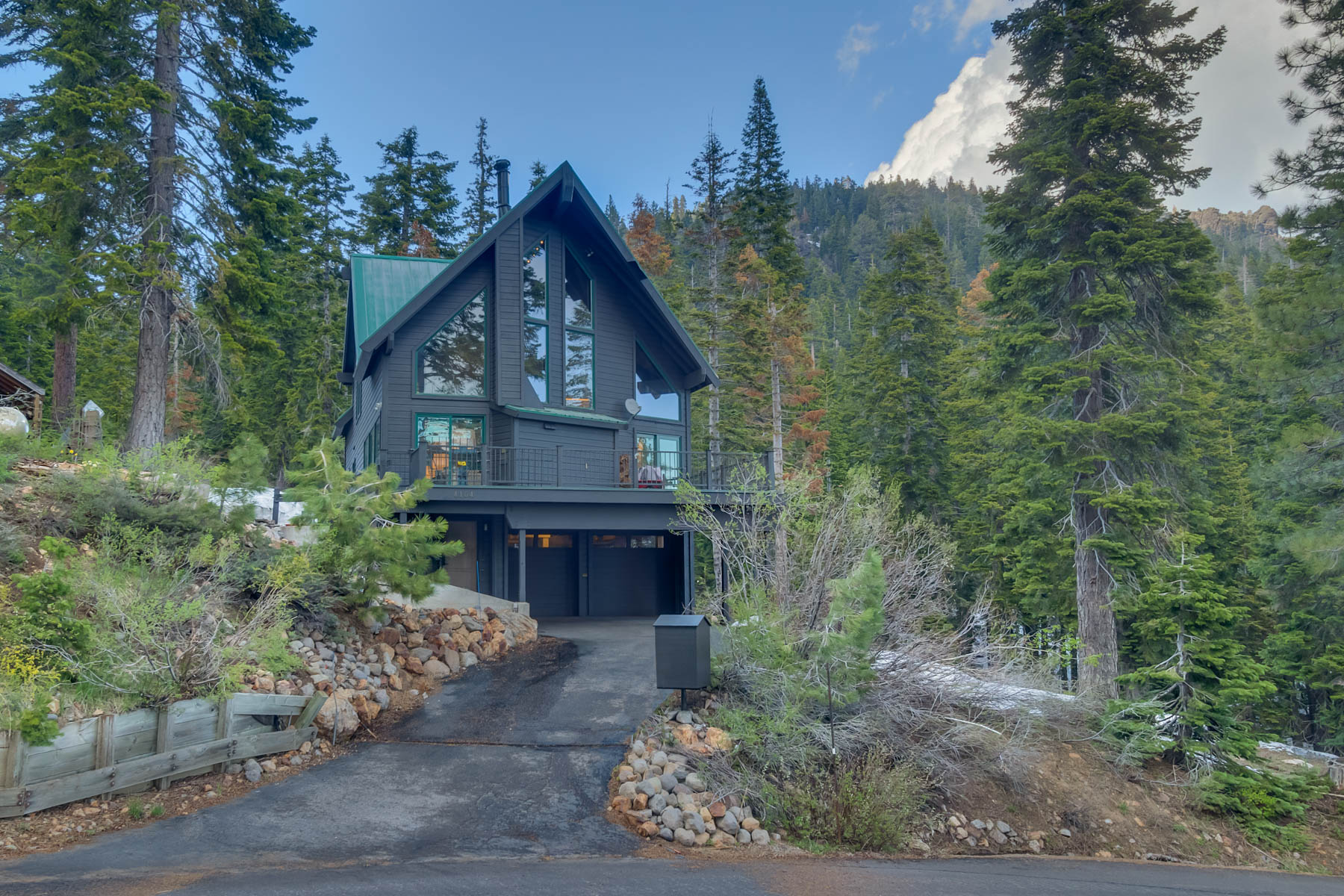 single family homes for Active at 4104 Verbier Rd., Tahoe City, CA 4104 Verbier Road Tahoe City, California 96145 United States