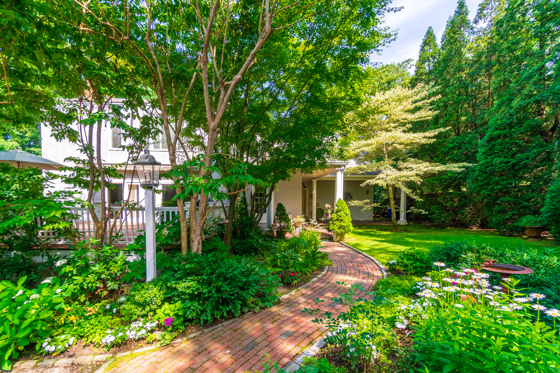Single Family Homes for Active at 126 Cottage St Brookline, Massachusetts 02445 United States