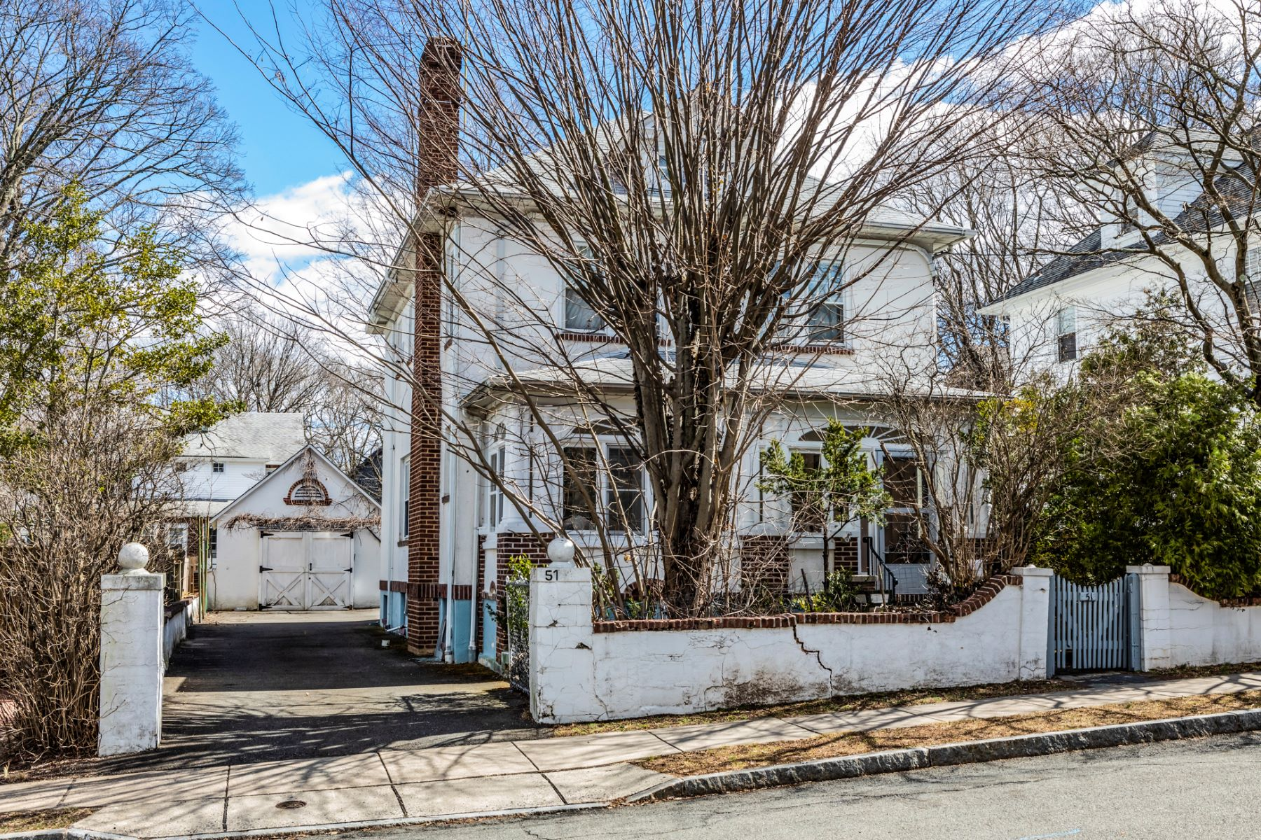 """Single Family Home for Sale at An Incredible Opportunity on a """"Tree Street"""" 51 Maple Street, Princeton, New Jersey 08540 United StatesMunicipality: Princeton"""