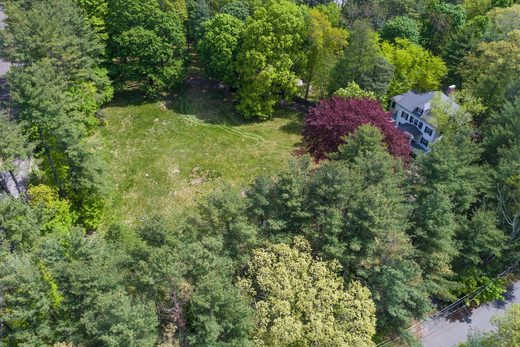 Terreno por un Venta en 119 & 121 Church Street, Weston 119 & 121 Church Street Weston, Massachusetts 02493 Estados Unidos