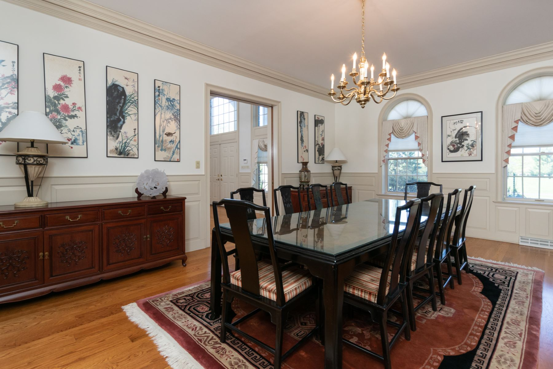 Additional photo for property listing at Masterpiece of Custom Design On 10 Sprawling Acres 7 Woodland Road, Newtown, ペンシルベニア 18940 アメリカ