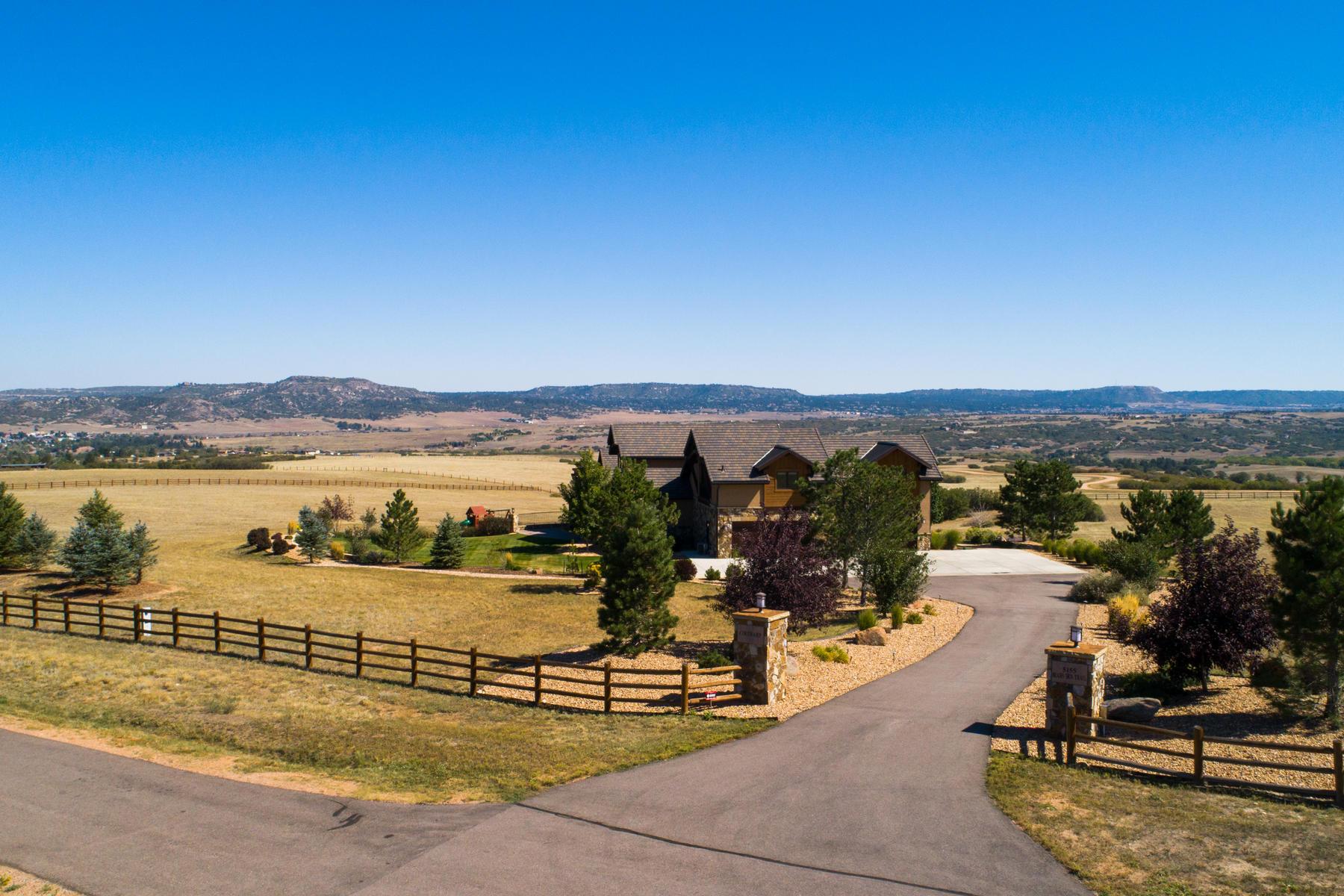 Additional photo for property listing at 5155 Bears Den Trl 5155 Bears Den Trl Sedalia, Colorado 80135 United States