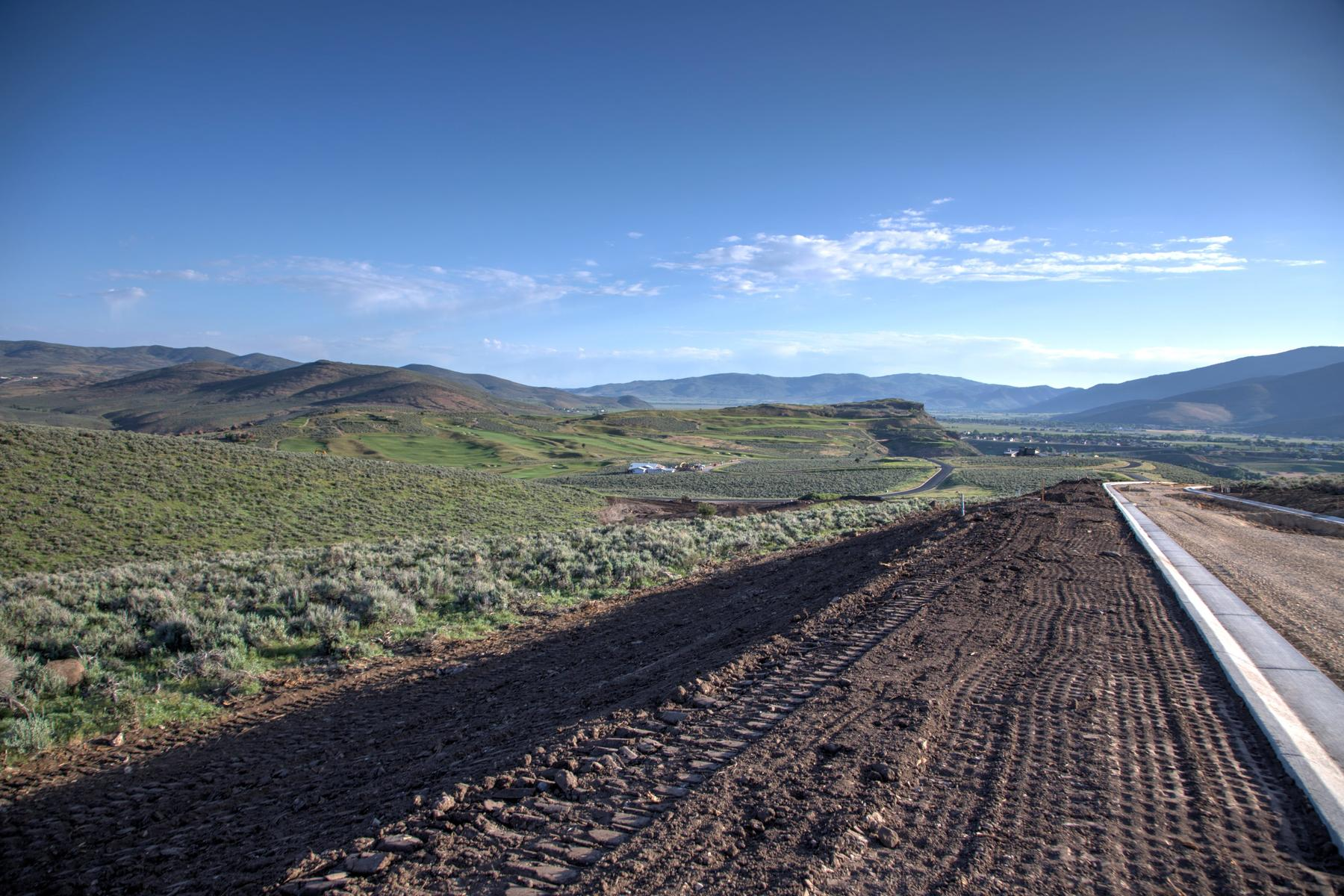 Additional photo for property listing at Gorgeous Panoramic Views at Victory Ranch! 7113 E Evening Star Dr Lot 217 Heber City, Utah 84032 United States