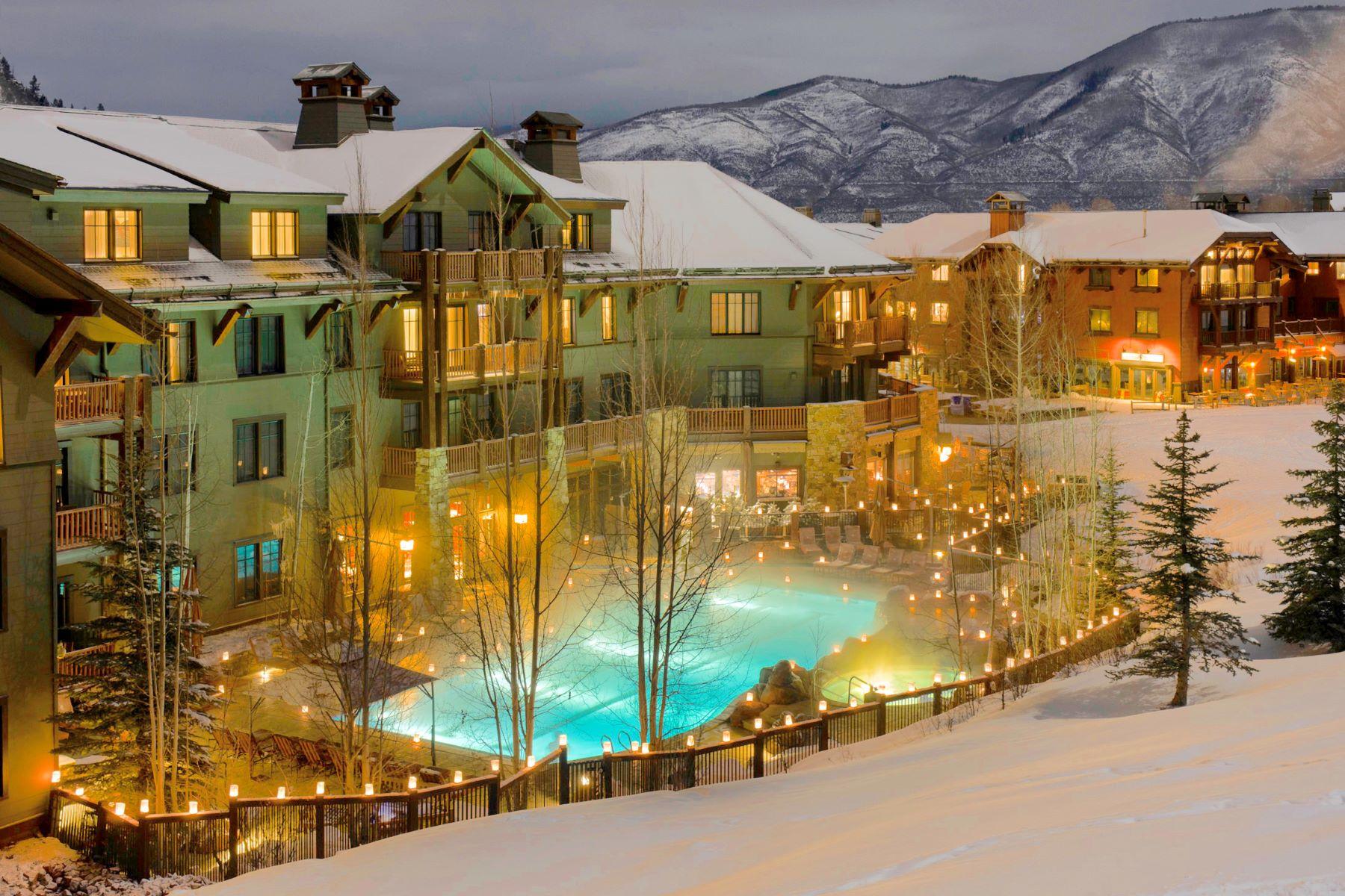 分割所有 のために 売買 アット Ritz-Carlton Club Fractional Condo Ownership 8105, Summer Interest 10 0075 Prospector Road 8105, Summer Interest 10 Aspen, コロラド, 81611 アメリカ合衆国