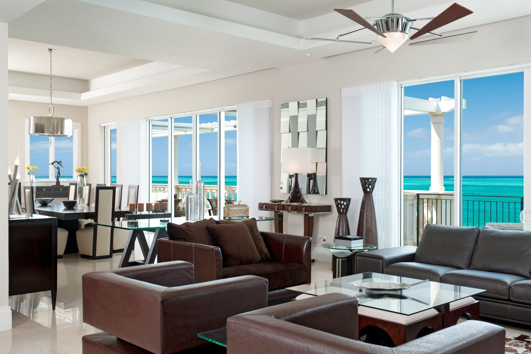 Condominiums for Sale at Bianca Sands Penthouse 701 The Regent Grand Beachfront Grace Bay, Providenciales TCI BWI Turks And Caicos Islands