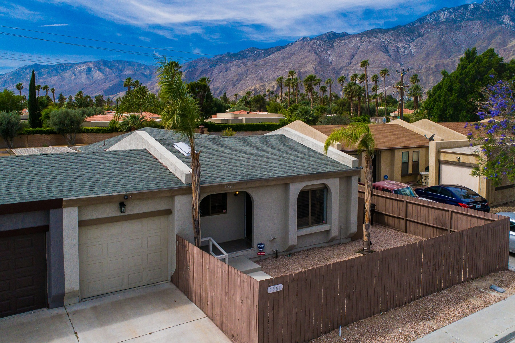 Single Family Home for Sale at 1561 E Twin Star 1561 E Twin Star Rd Palm Springs, California, 92262 United States