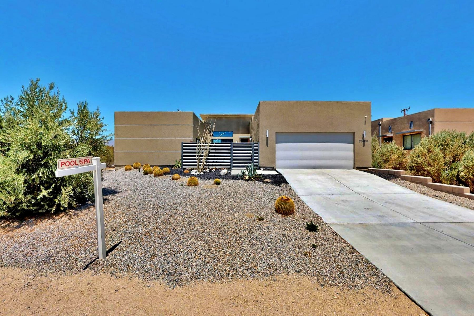 Single Family Homes for Sale at 67560 El Sombrero Lane 67560 El Sombrero Ln Desert Hot Springs, California 92241 United States