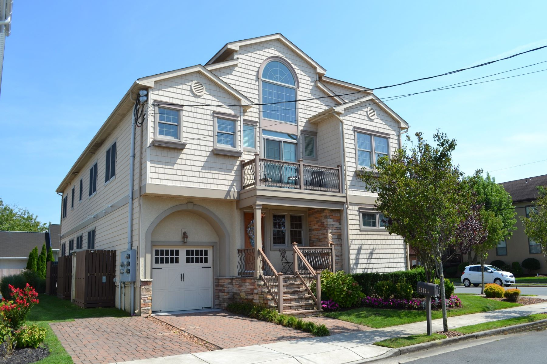 Condominiums for Rent at 9515 Winchester Ave Unit A 9515 Winchester Unit A JULY, 2020, Margate, New Jersey 08402 United States
