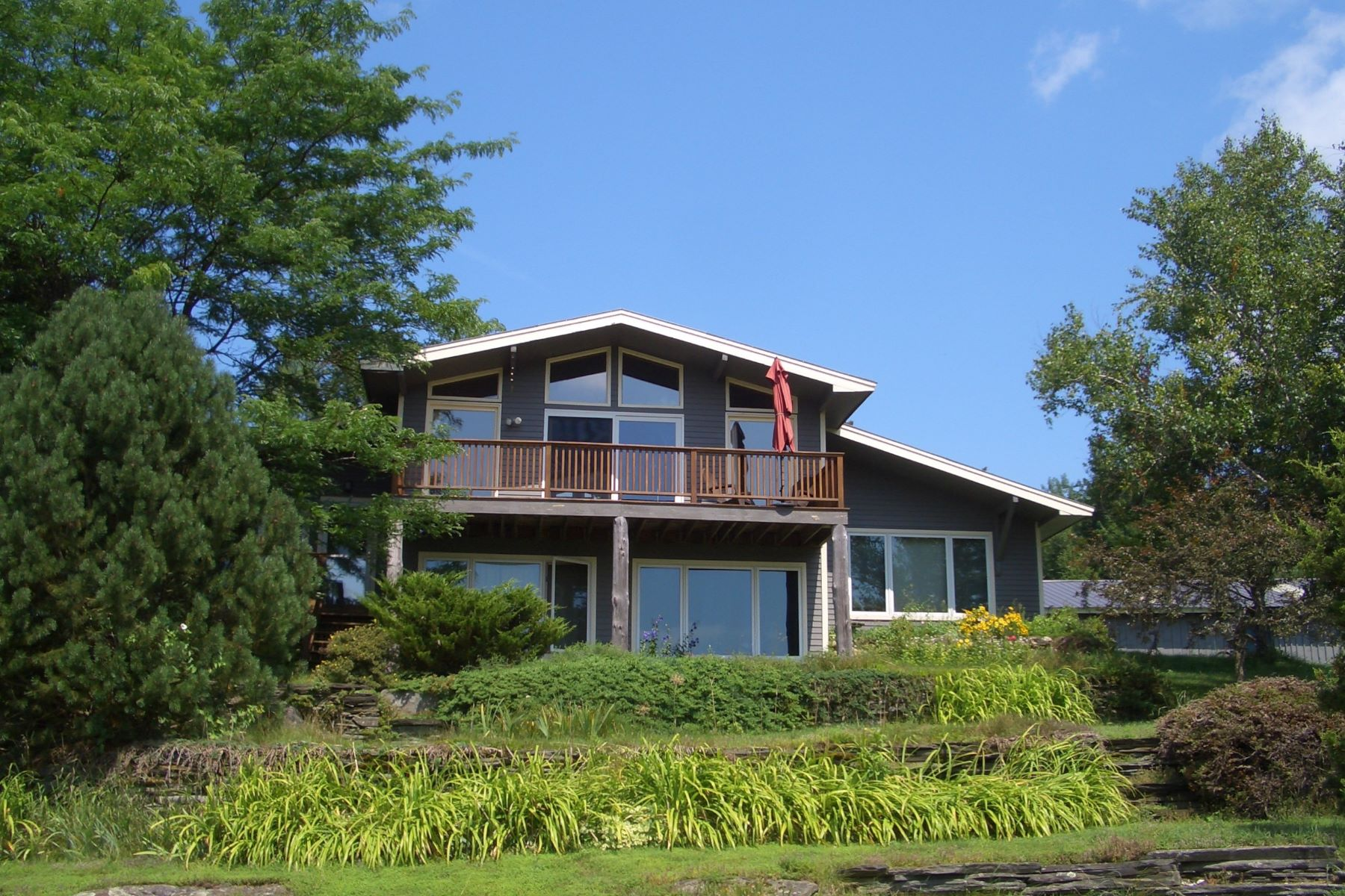 Single Family Home for Sale at 19 Horton Hill Road, Chittenden 19 Horton Hill Rd Chittenden, Vermont 05737 United States