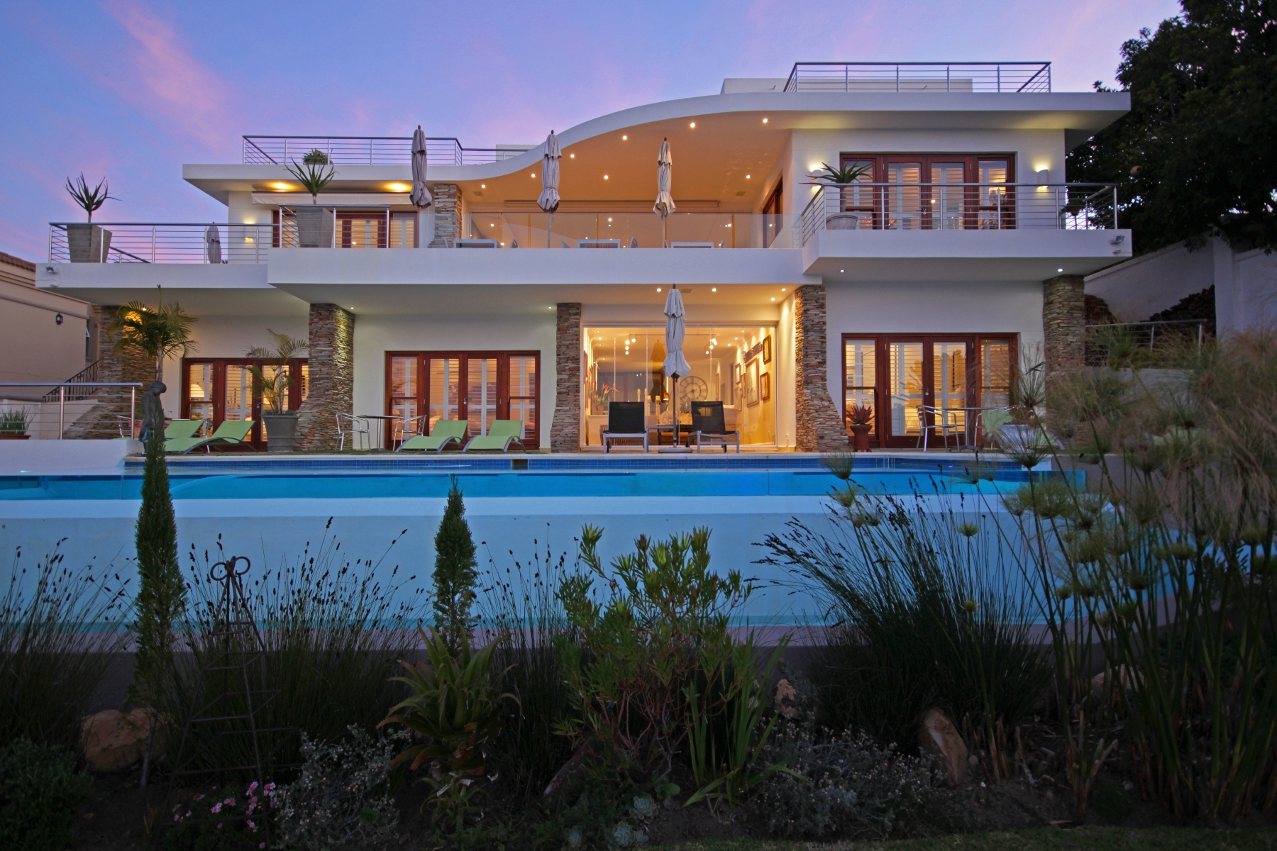 Bed and Breakfast for Sale at Award Winning Guest House Plettenberg Bay, Western Cape, 6600 South Africa