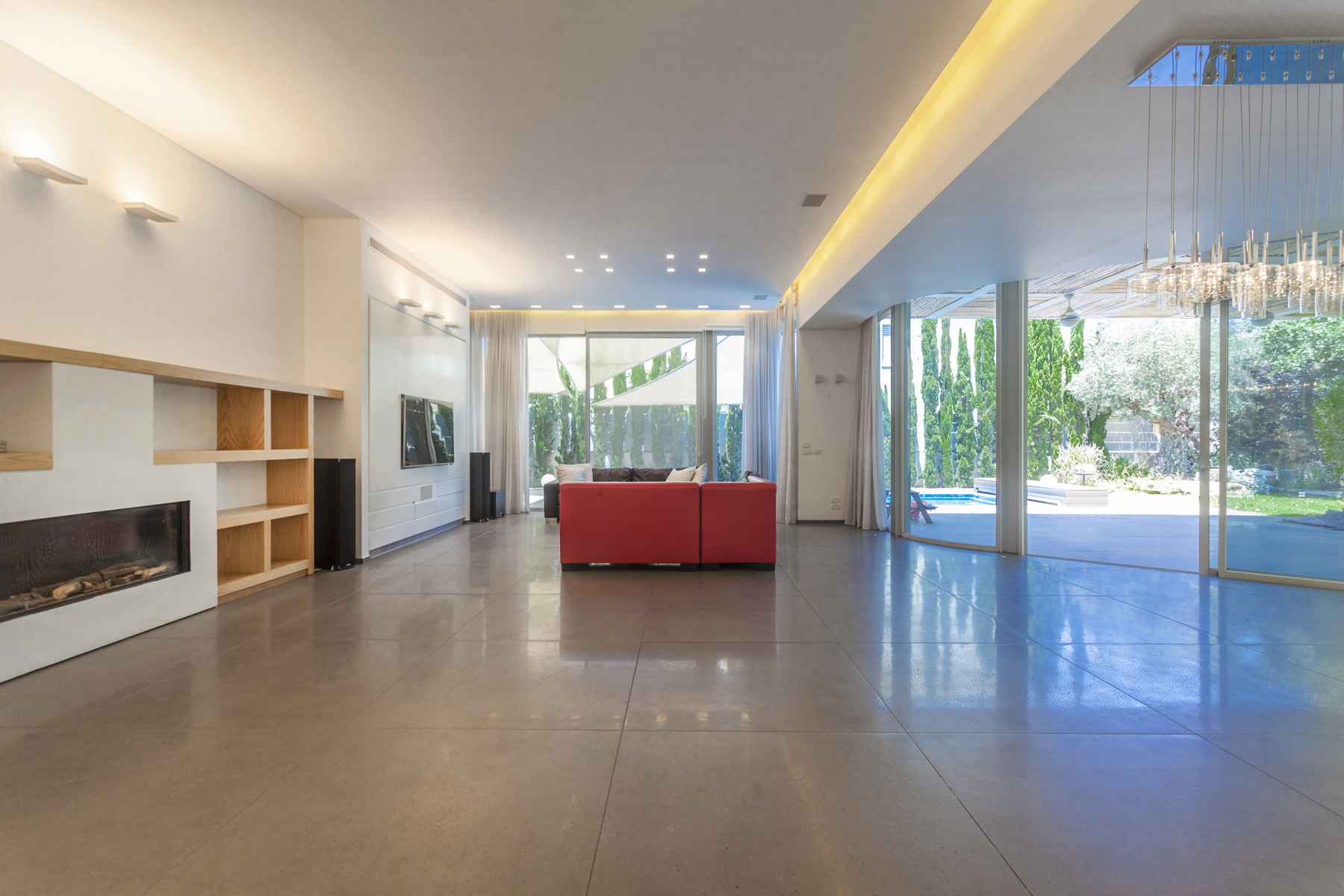 Single Family Home for Sale at Stately Luxury Villa in Even Yehuda Netanya, Israel Israel