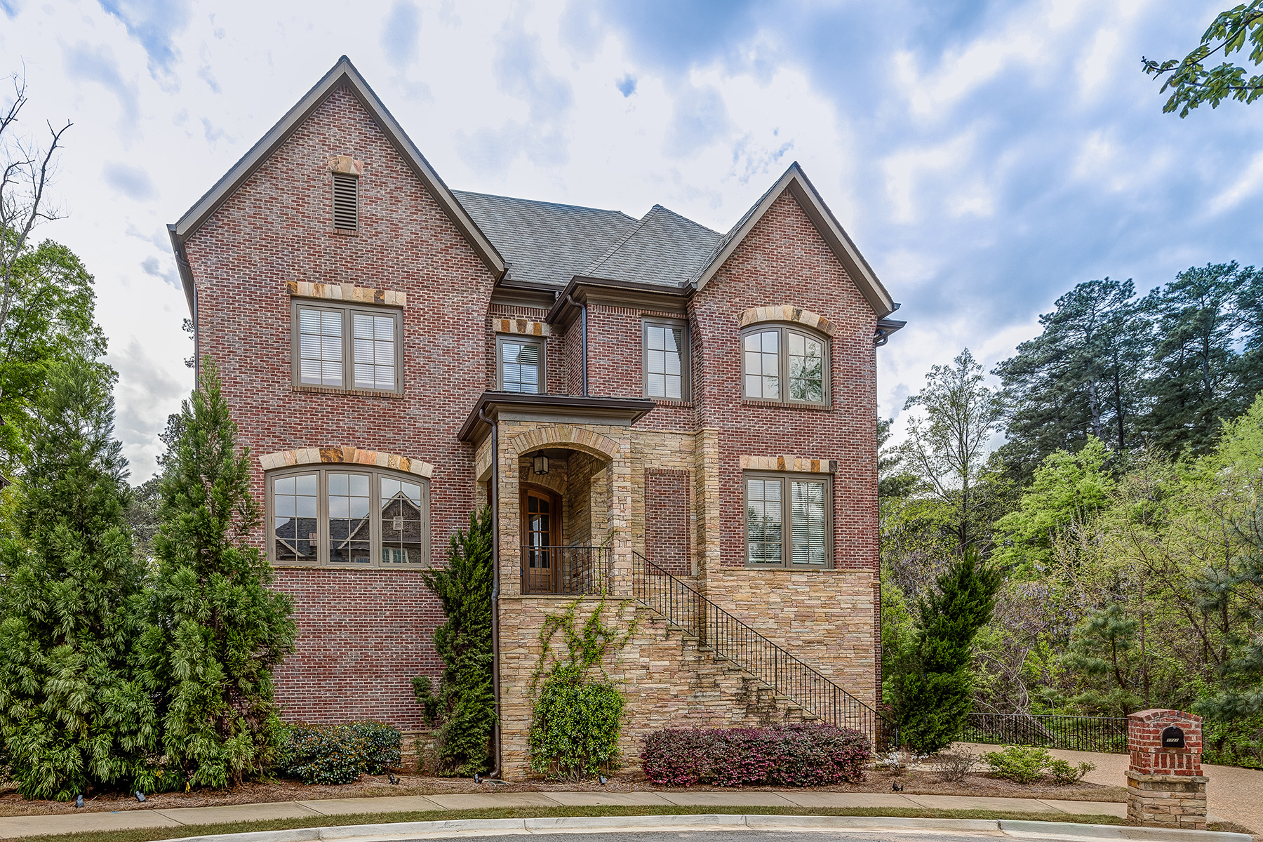 Single Family Home for Sale at Exceptional Executive Home On A Cul-De-Sac In Buckhead Preserve 1727 Buckhead Ln Brookhaven, Georgia 30324 United States