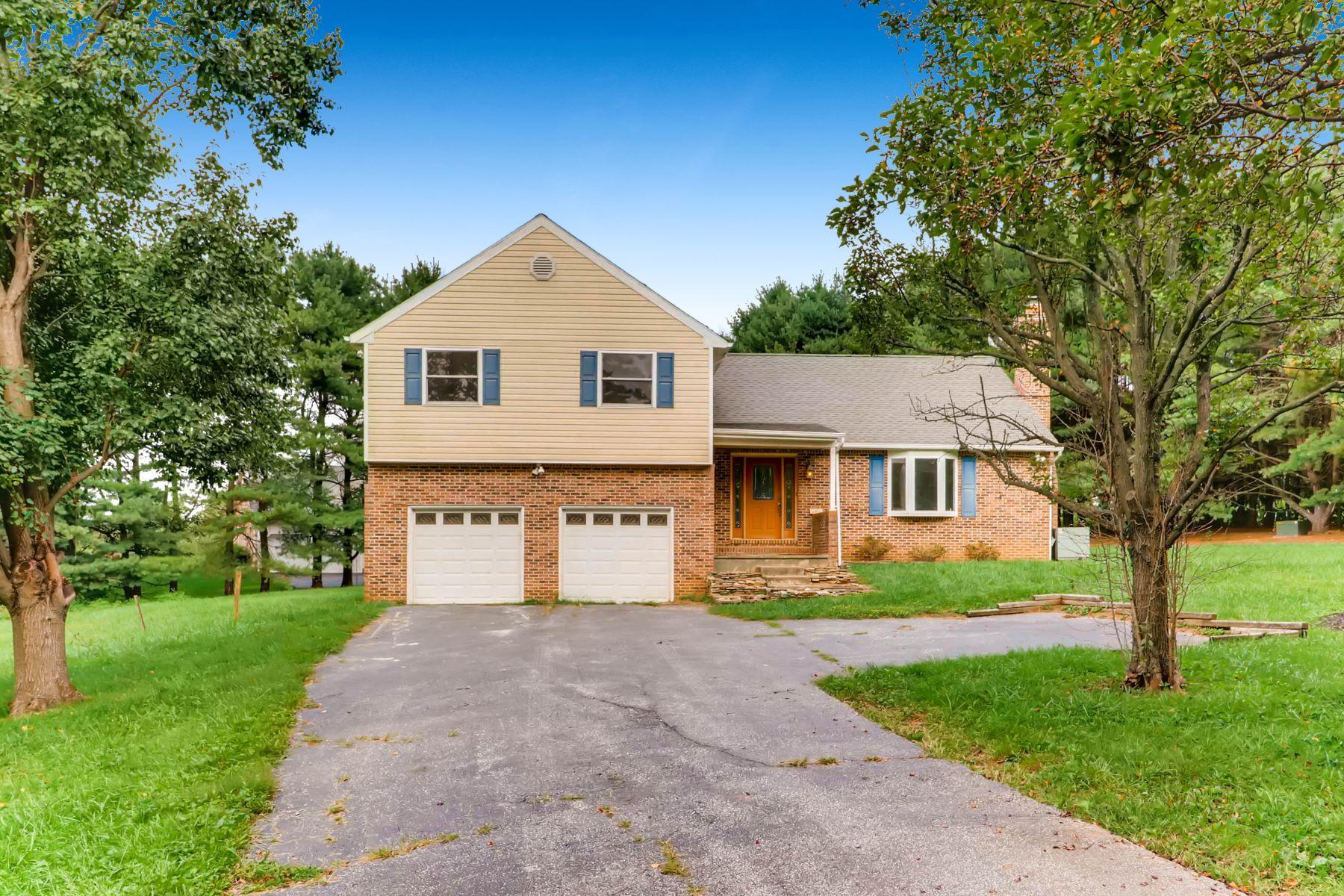 Частный односемейный дом для того Продажа на 14200 Carroll Ridge Court Baldwin, Мэриленд, 21013 Соединенные Штаты