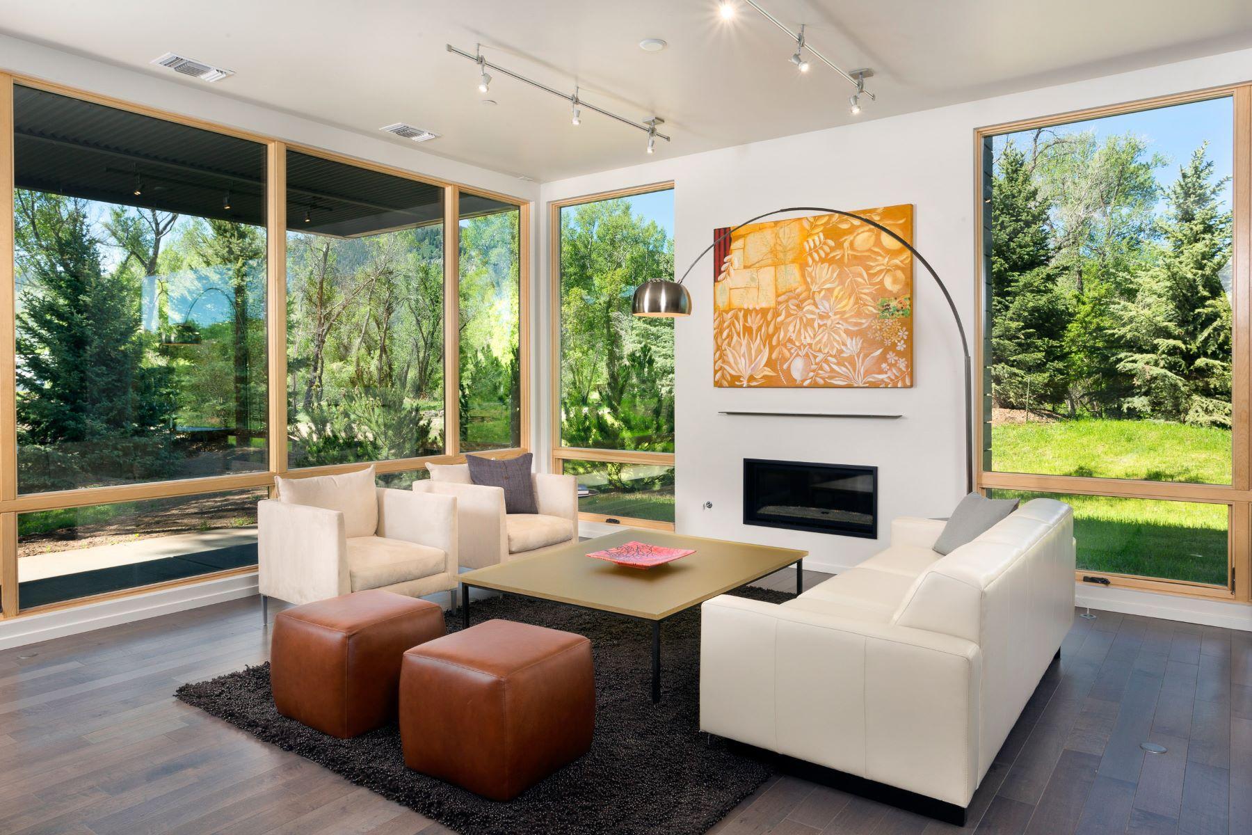 Condominiums para Venda às Park Modern in Willits 100 Evans Road, Unit 204, Basalt, Colorado 81621 Estados Unidos