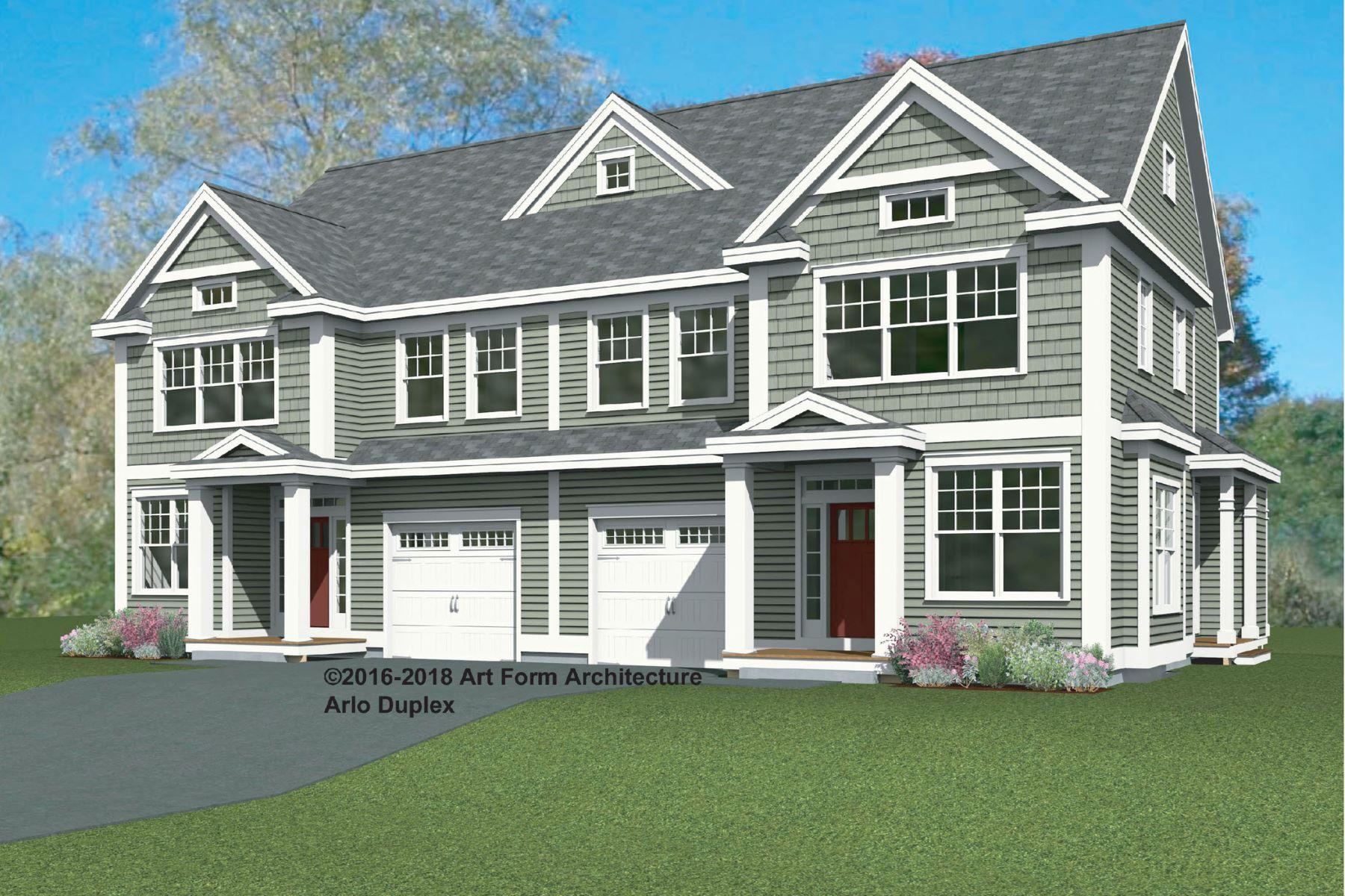 Condominiums por un Venta en Hobbs Brook Lane - 443 Lincoln 2 Lexington, Massachusetts 02421 Estados Unidos