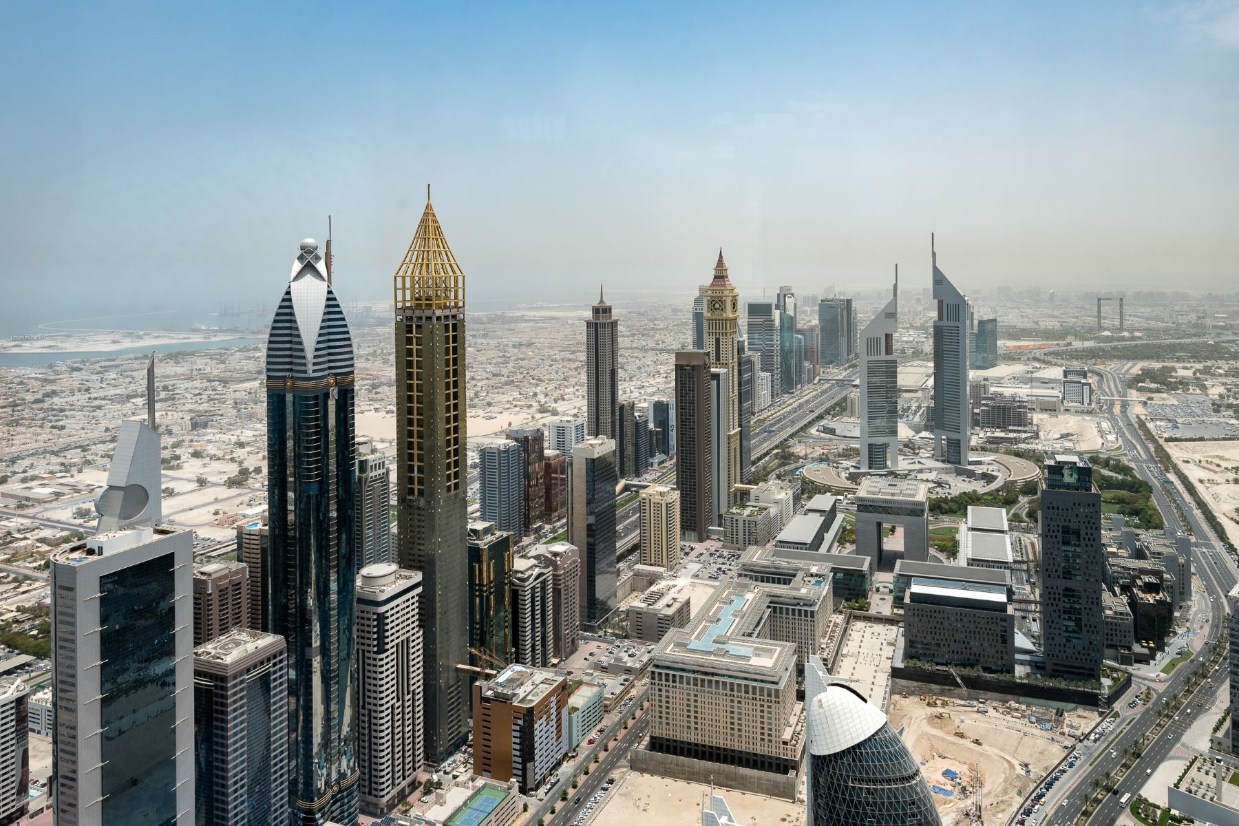 Apartment for Sale at Penthouse Overlooking the DIFC Skyline Dubai, United Arab Emirates
