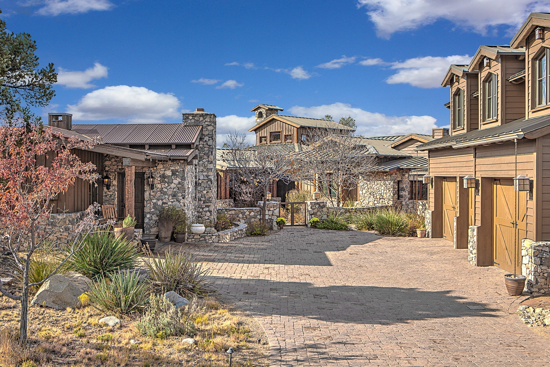 Single Family Homes for Sale at Cooper Morgan Ranch 14740 N Agave Meadow Way Prescott, Arizona 86305 United States