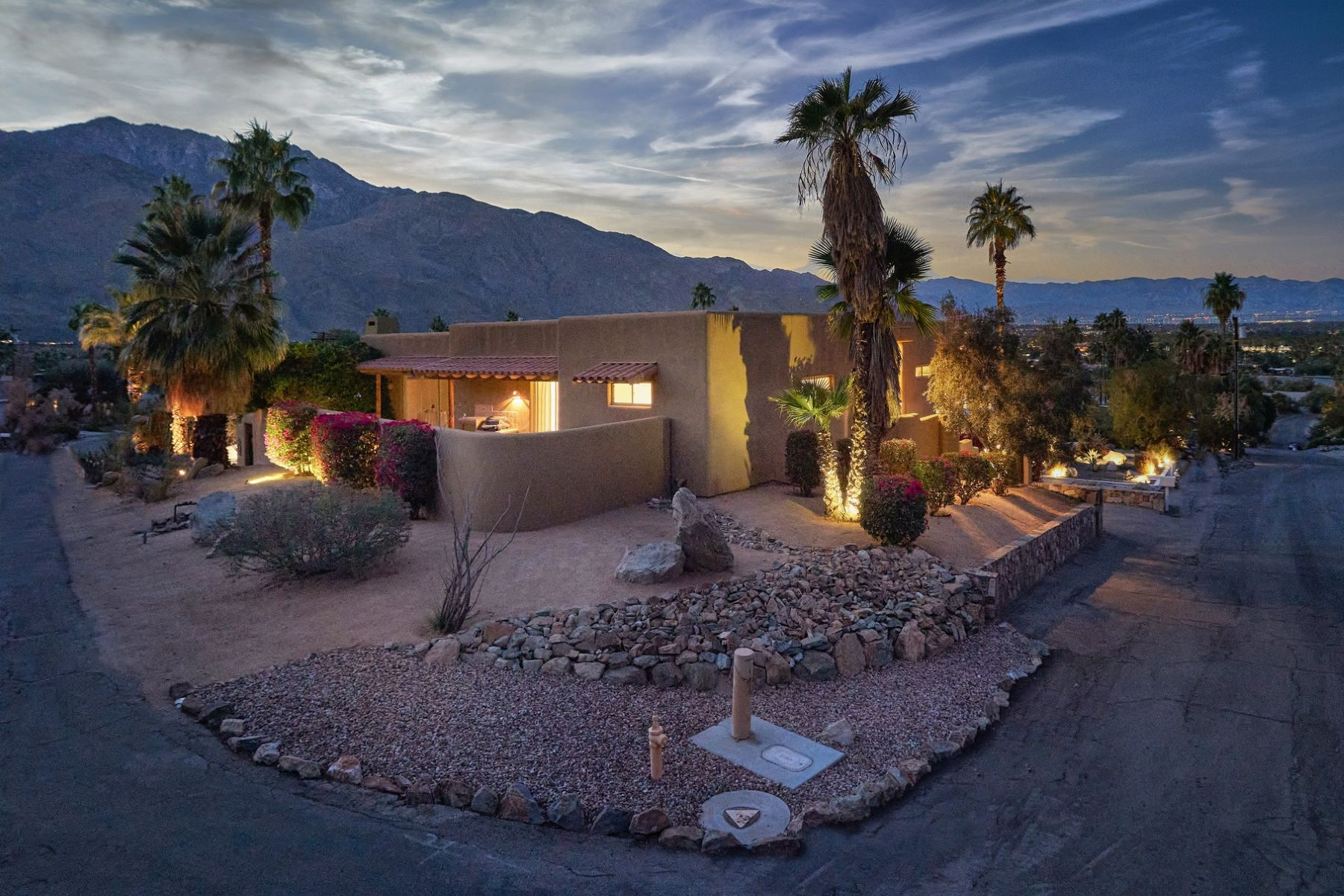 Single Family Homes for Sale at 2380 East Smokewood Avenue Palm Springs, California 92264 United States