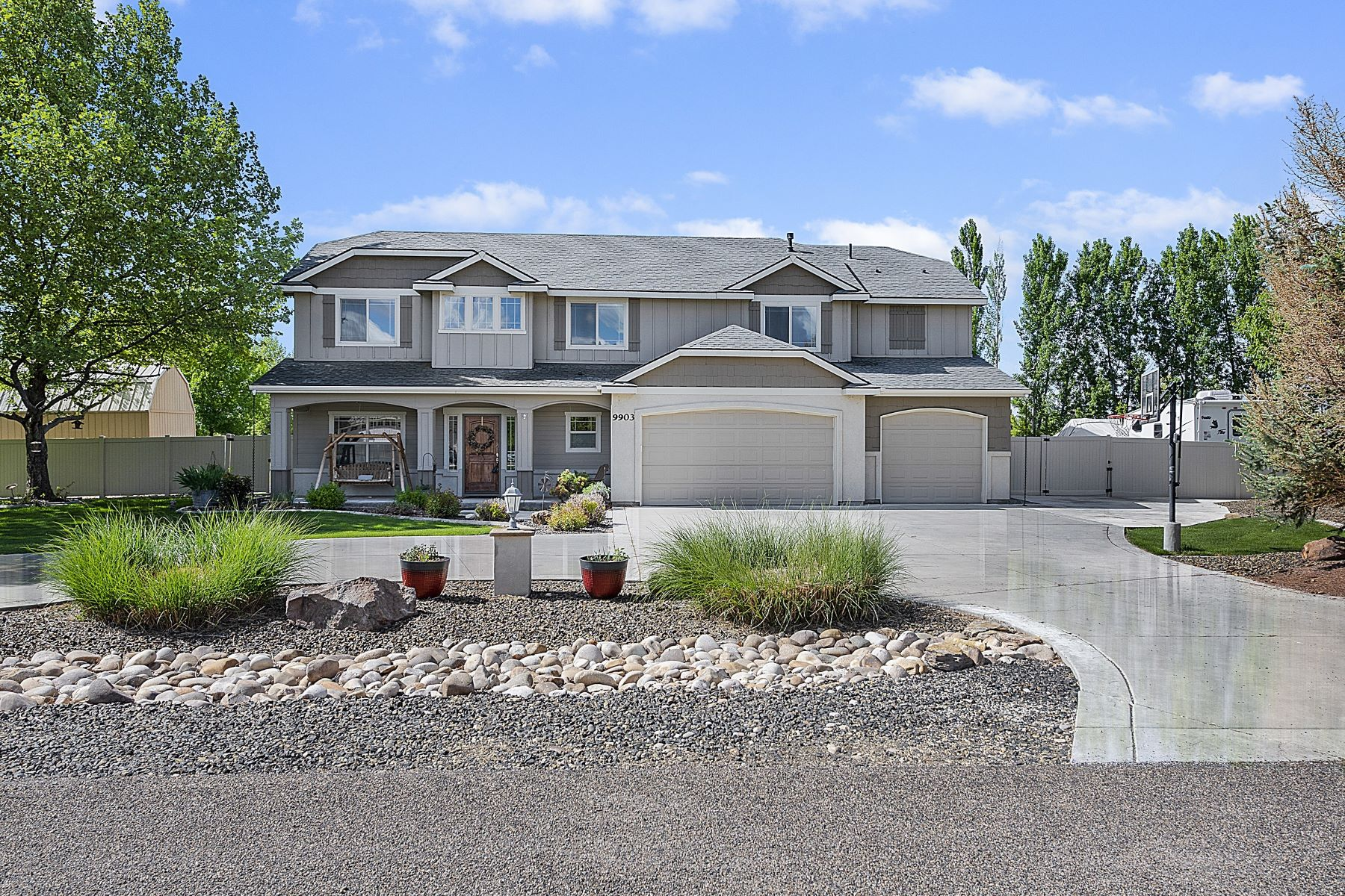 Single Family Homes por un Venta en 9903 Rosebud Dr. Nampa, Idaho 83687 Estados Unidos
