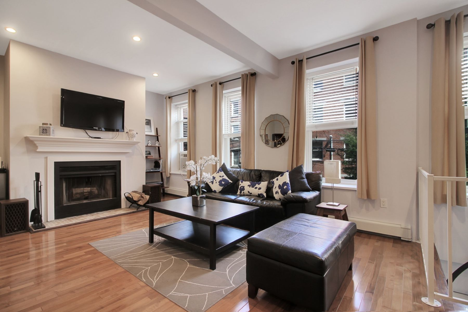 Property for Sale at One bedroom Duplex in the heart of Hoboken... 159 Newark Street #2B, Hoboken, New Jersey 07030 United States