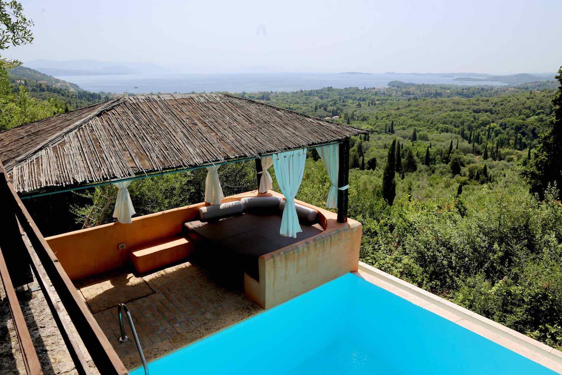 Maison unifamiliale pour l Vente à Terra Verde Agios Markos Terra Verde Corfu, Îles Ioniennes, 49083 Grèce