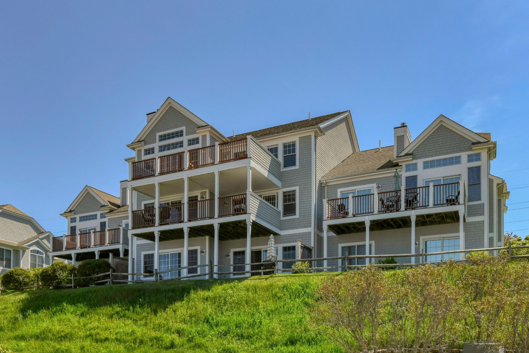 """Condominiums for Sale at Villages on Mount Hope Bay """"Lower Westport"""" 55 Topsail Drive Tiverton, Rhode Island 02878 United States"""