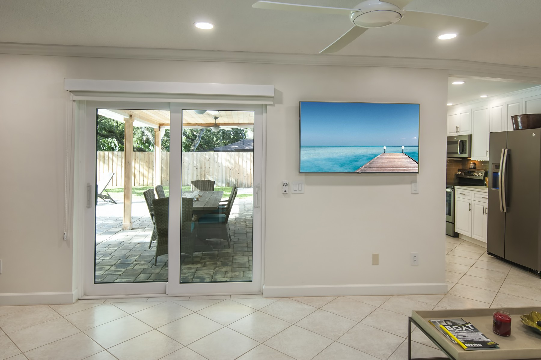 Additional photo for property listing at Impeccably Redone Pool Home East of A1A 1491 Smugglers Cove Vero Beach, Florida 32962 United States