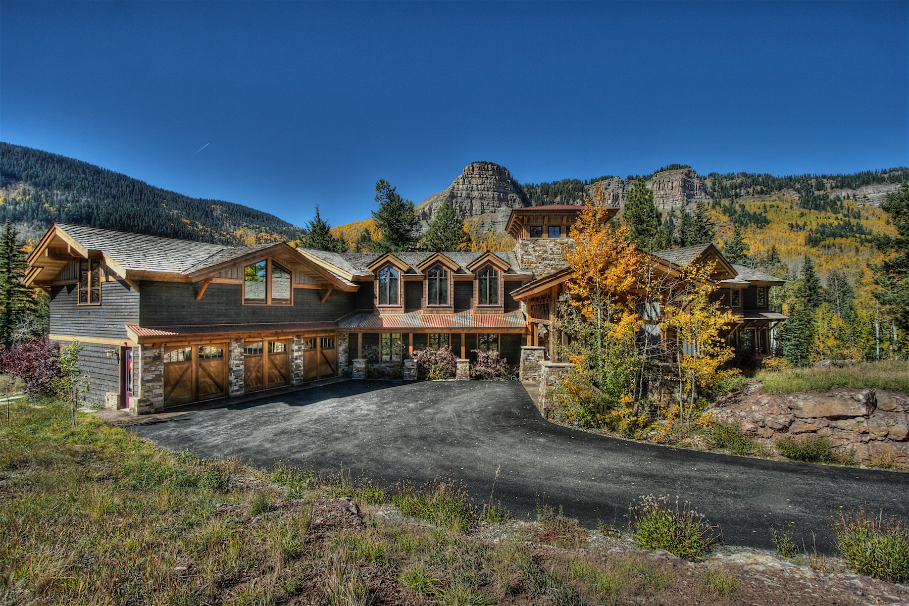 Single Family Home for Sale at CastleRock at Two Dogs 455 Pinnacle View Drive Durango, Colorado 81301 United States