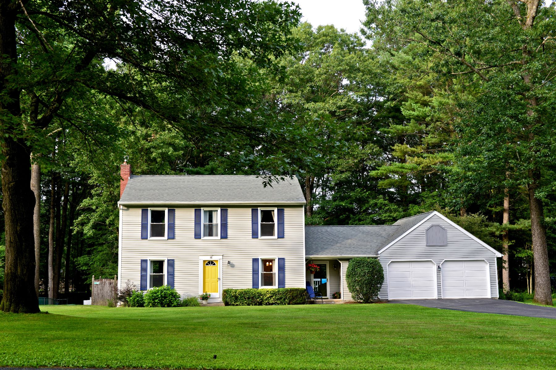 Single Family Homes for Sale at 14 Van Brummel La Ballston Spa, New York 12020 United States