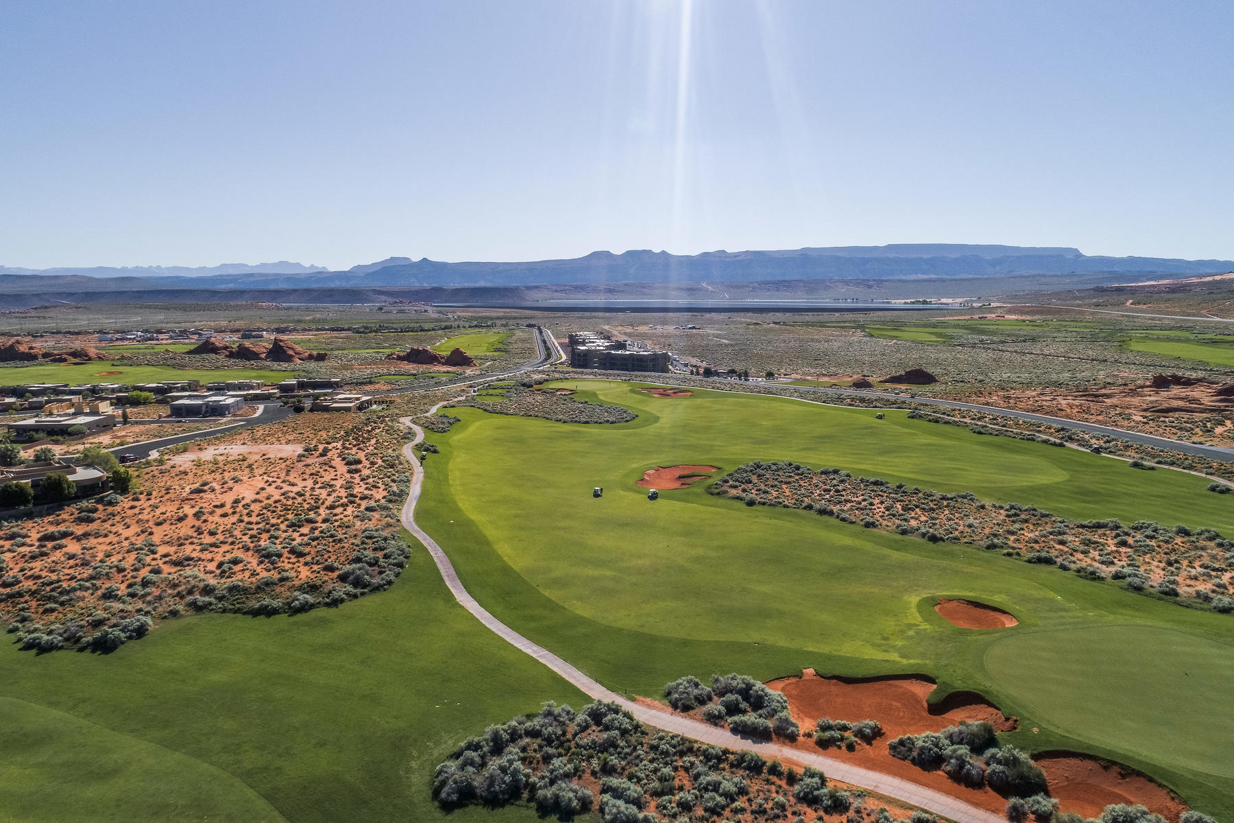 Land for Active at Build Your Own Oasis In Southern Utah 5485 W Sand Ridge Drive Hurricane, Utah 84737 United States