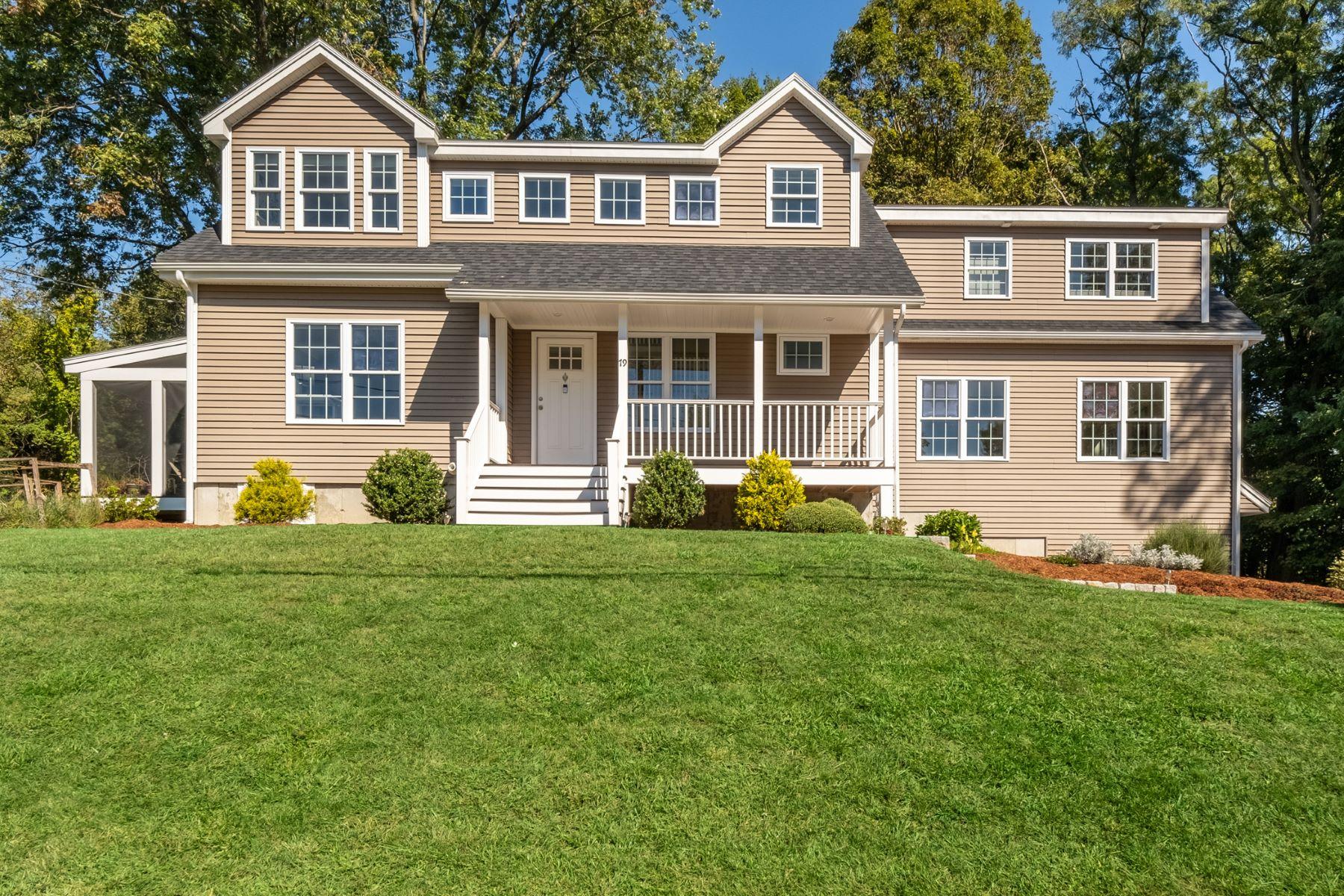 Single Family Homes por un Venta en 79 Robbins St Acton, Massachusetts 01720 Estados Unidos