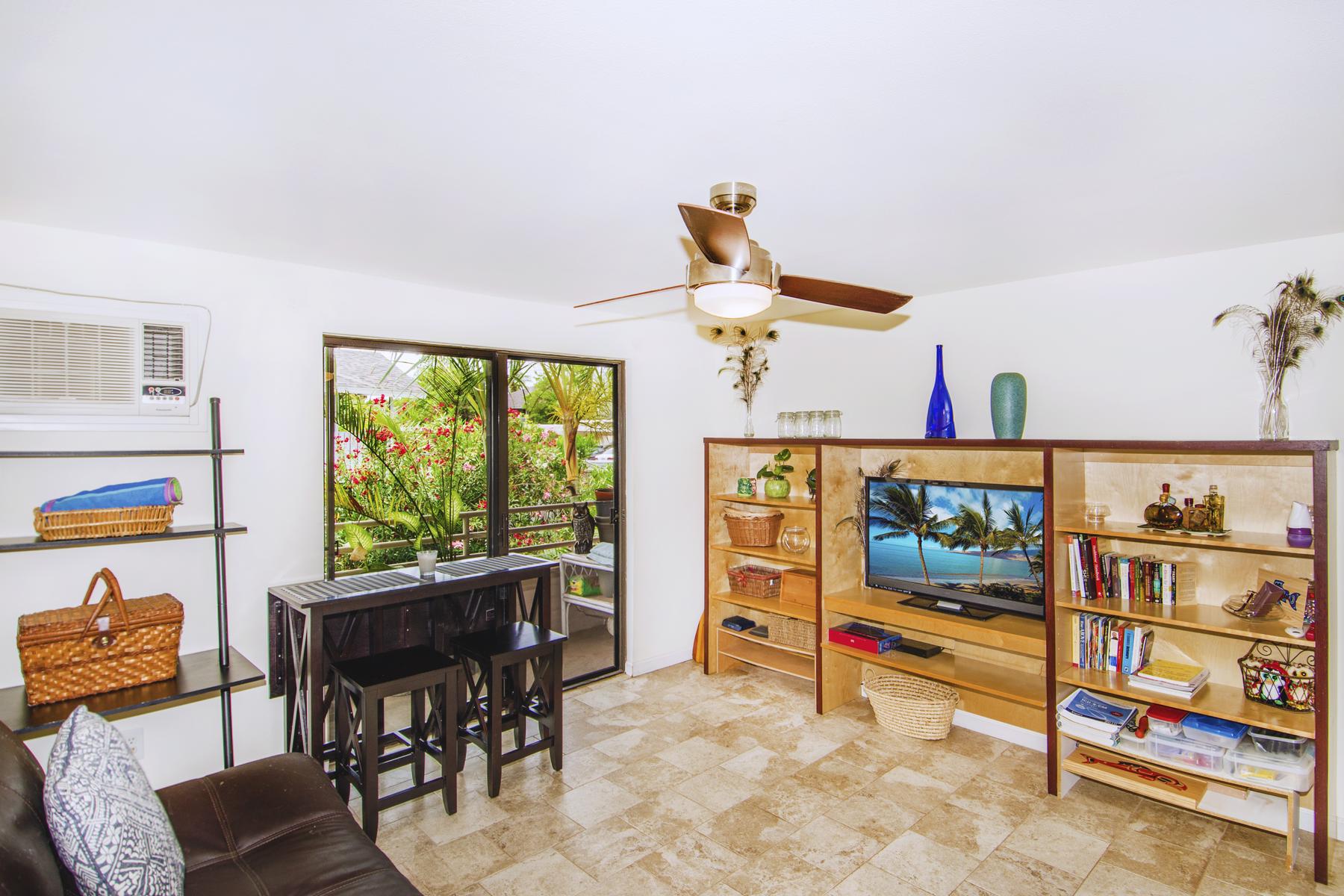 Condominiums 為 出售 在 2747 S Kihei Rd, Kihei Shores D-201, Kihei, 夏威夷 96753 美國