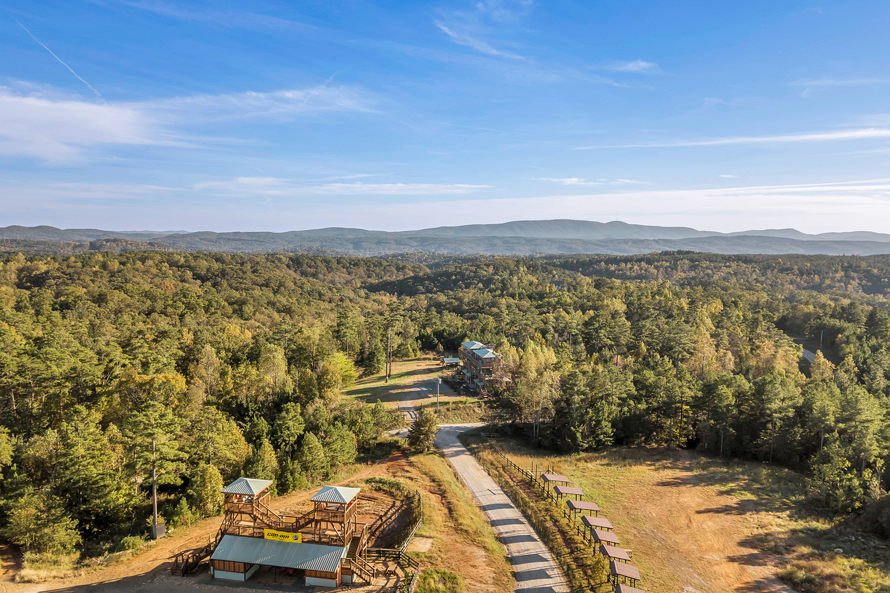 Additional photo for property listing at Vast North Georgia Acreage With Panoramic Mountain Views 1150 Young Loop, Fairmount, ジョージア 30139 アメリカ