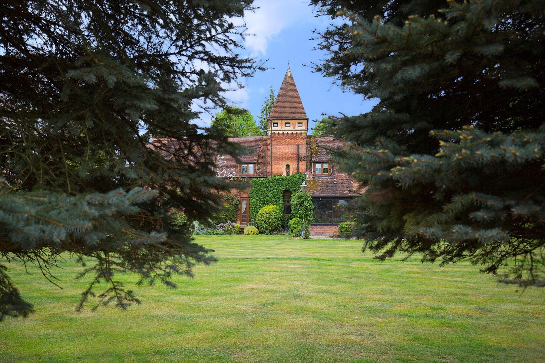 獨棟家庭住宅 為 出售 在 Sunningdale, Surrey Sunningdale, 英格蘭, 英國