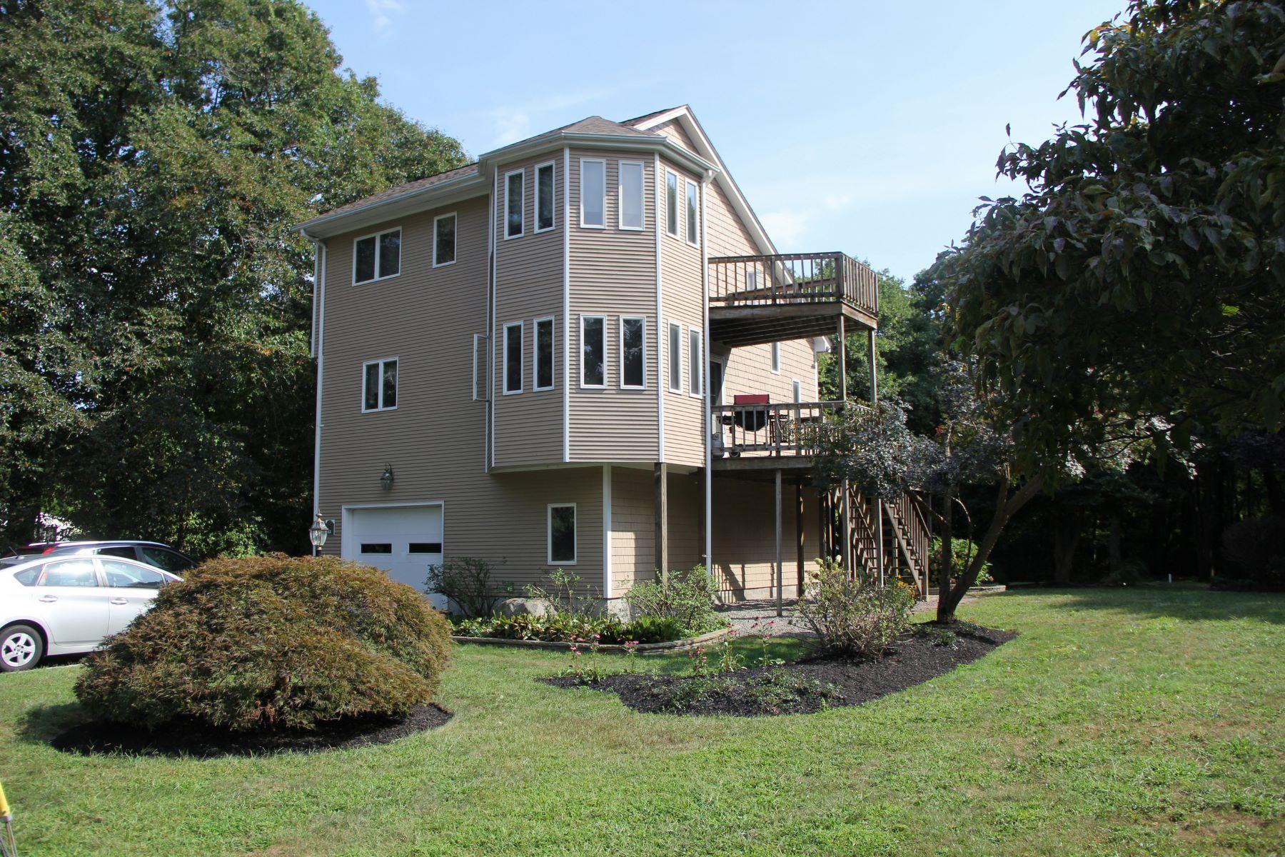 Eensgezinswoning voor Verkoop op Jamestown Shores 45 Spirketing Street, Jamestown, Rhode Island 02835 Verenigde Staten