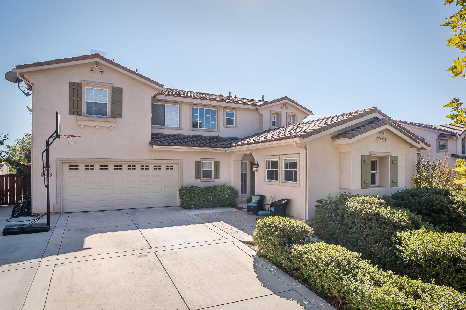 Single Family Homes for Sale at West Templeton Home 805 Peterson Ranch Road Templeton, California 93465 United States