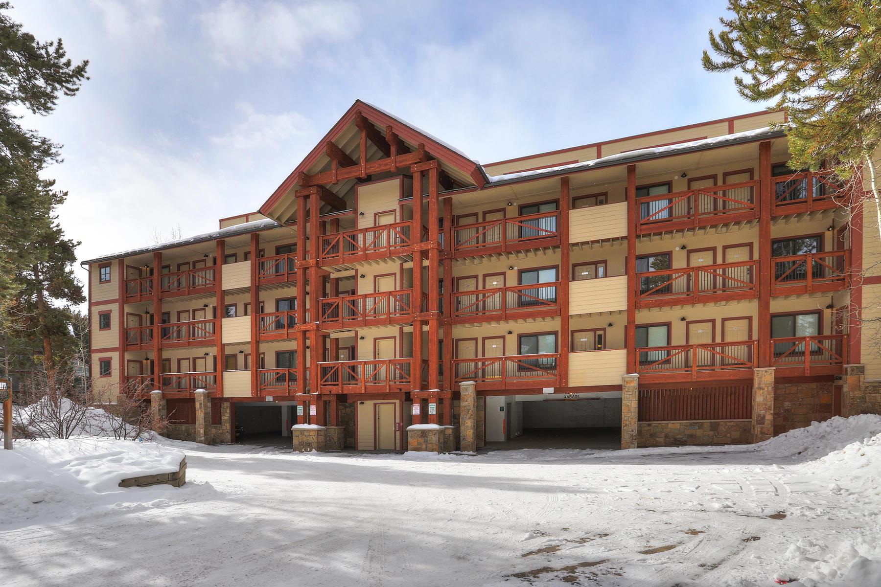 Townhouse for Active at Tannenbaum Condominiums 815 Columbine Road Unit 32 Breckenridge, Colorado 80424 United States