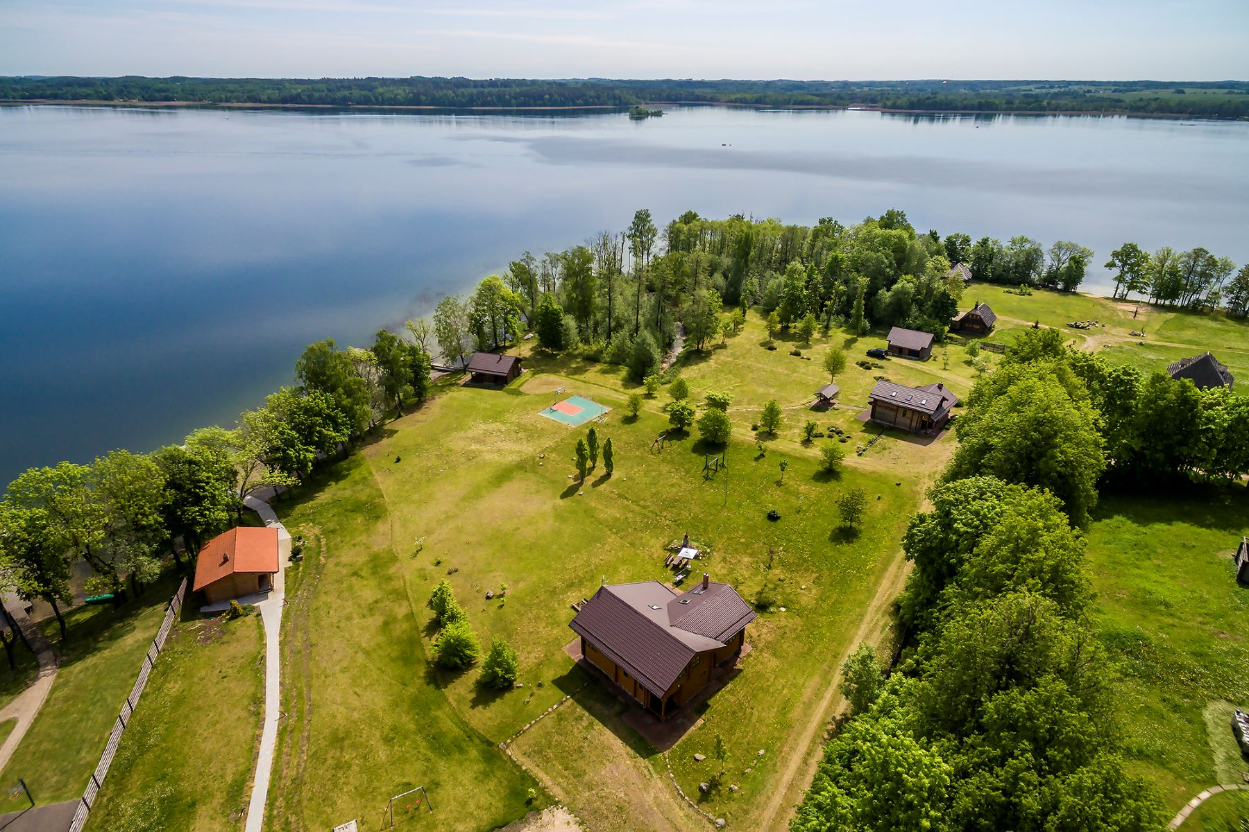 Single Family Home for Sale at Natural Retreat Beside Alausas Lake Other Cities In Lithuania, Cities In Lithuania, Lithuania