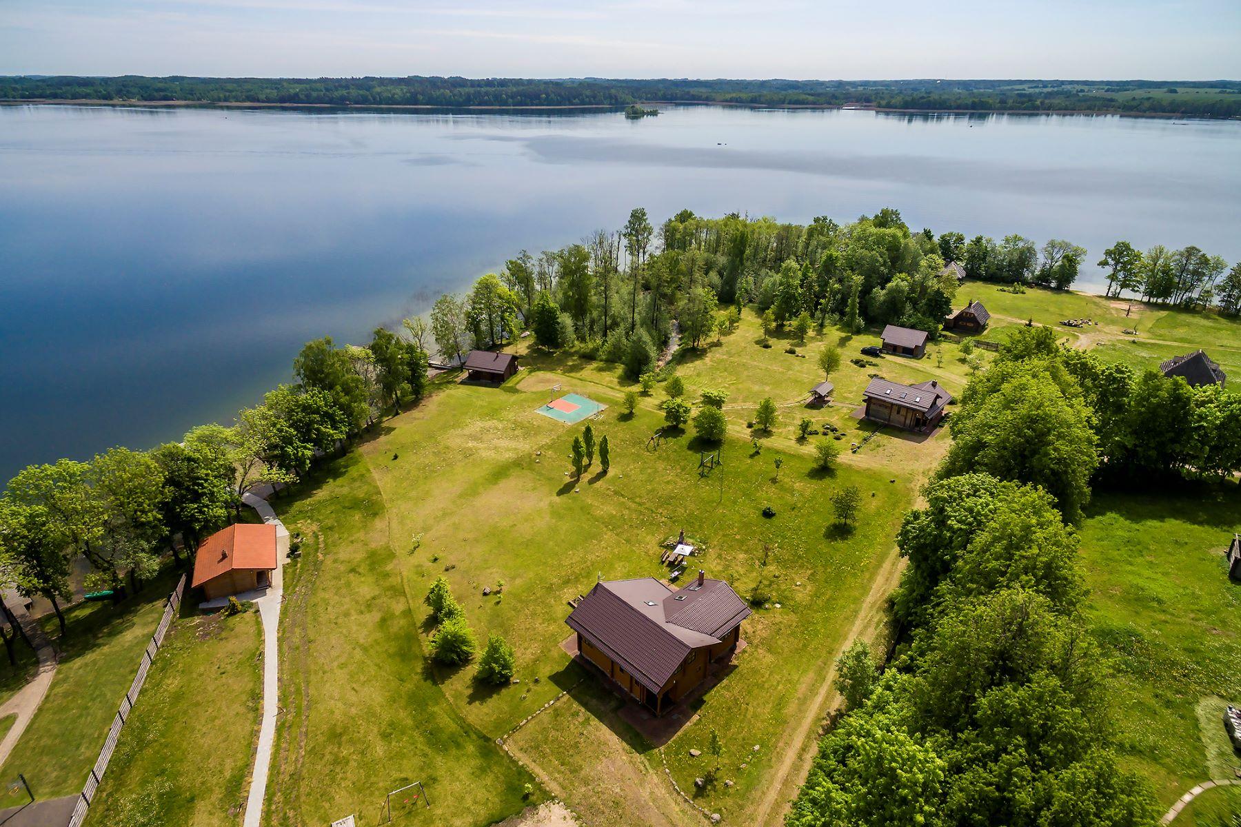 独户住宅 为 销售 在 Natural Retreat Beside Alausas Lake 立陶宛其他城市, 立陶宛城市, 立陶宛