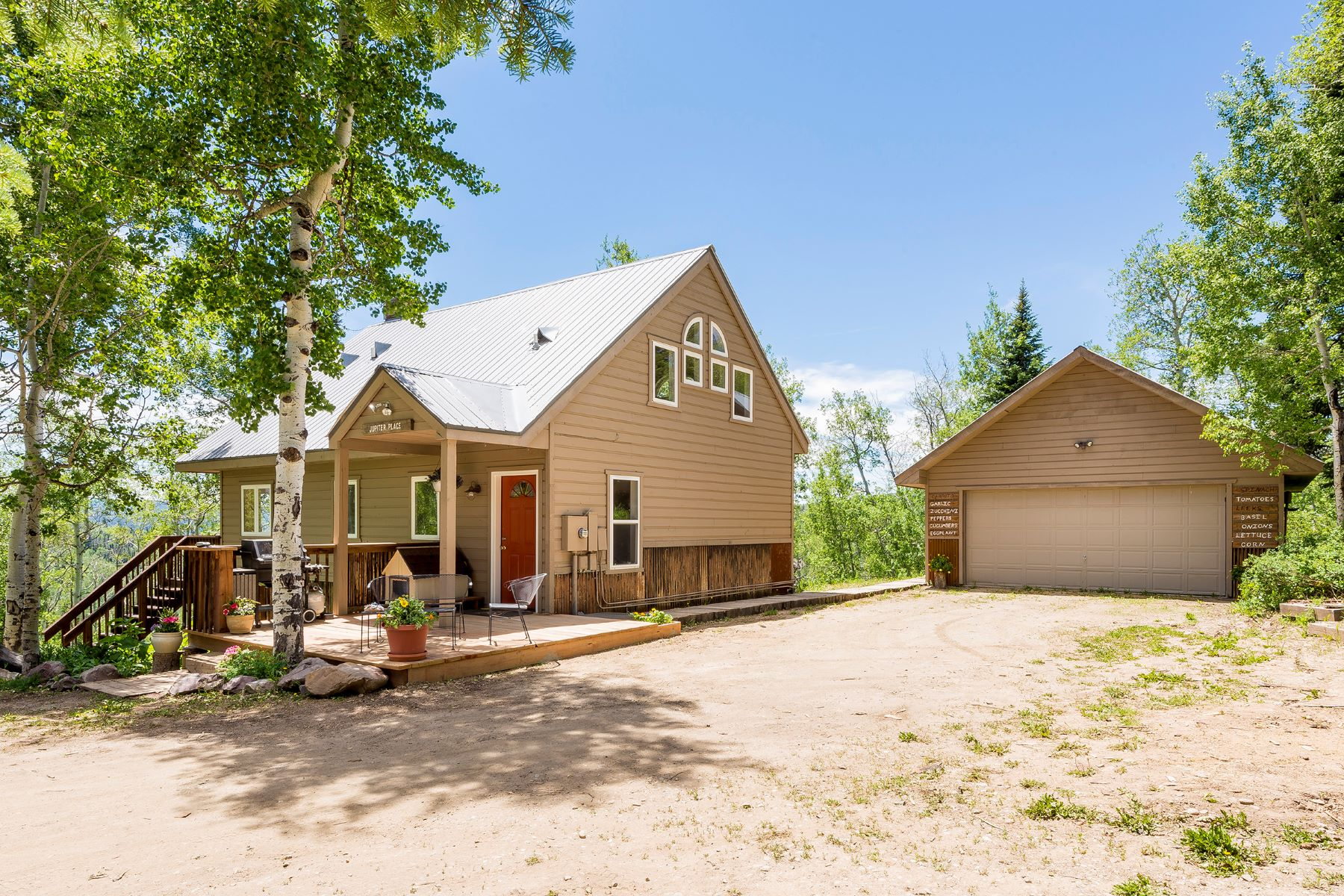 Single Family Home for Sale at Steamboat Lakes Retreat 57955 Jupiter Place Clark, Colorado, 80428 United States