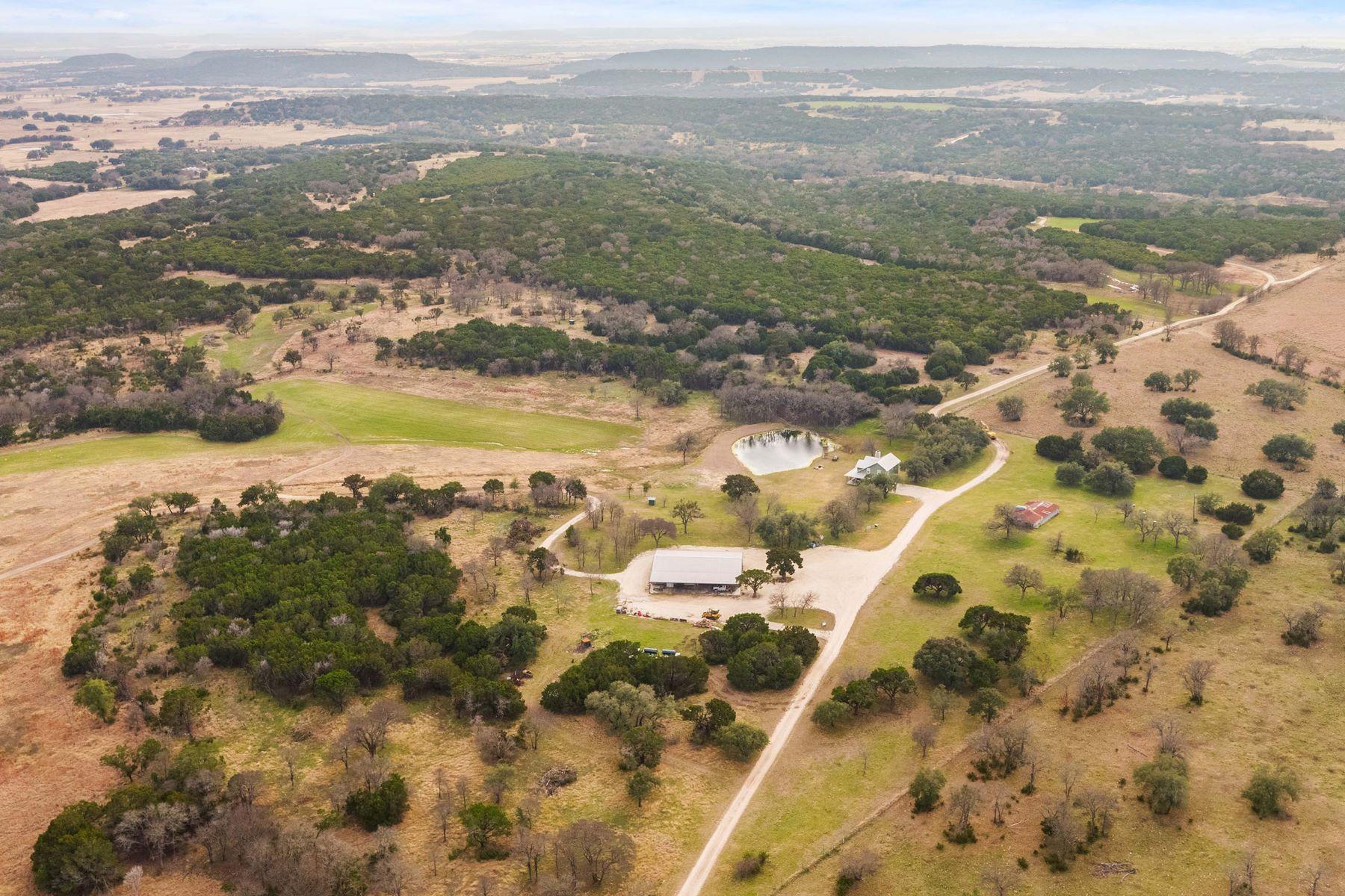 농장 / 목장 / 농장 용 매매 에 Canyon Rim Ranch 1632 County Road 4120, Meridian, 텍사스 76665 미국