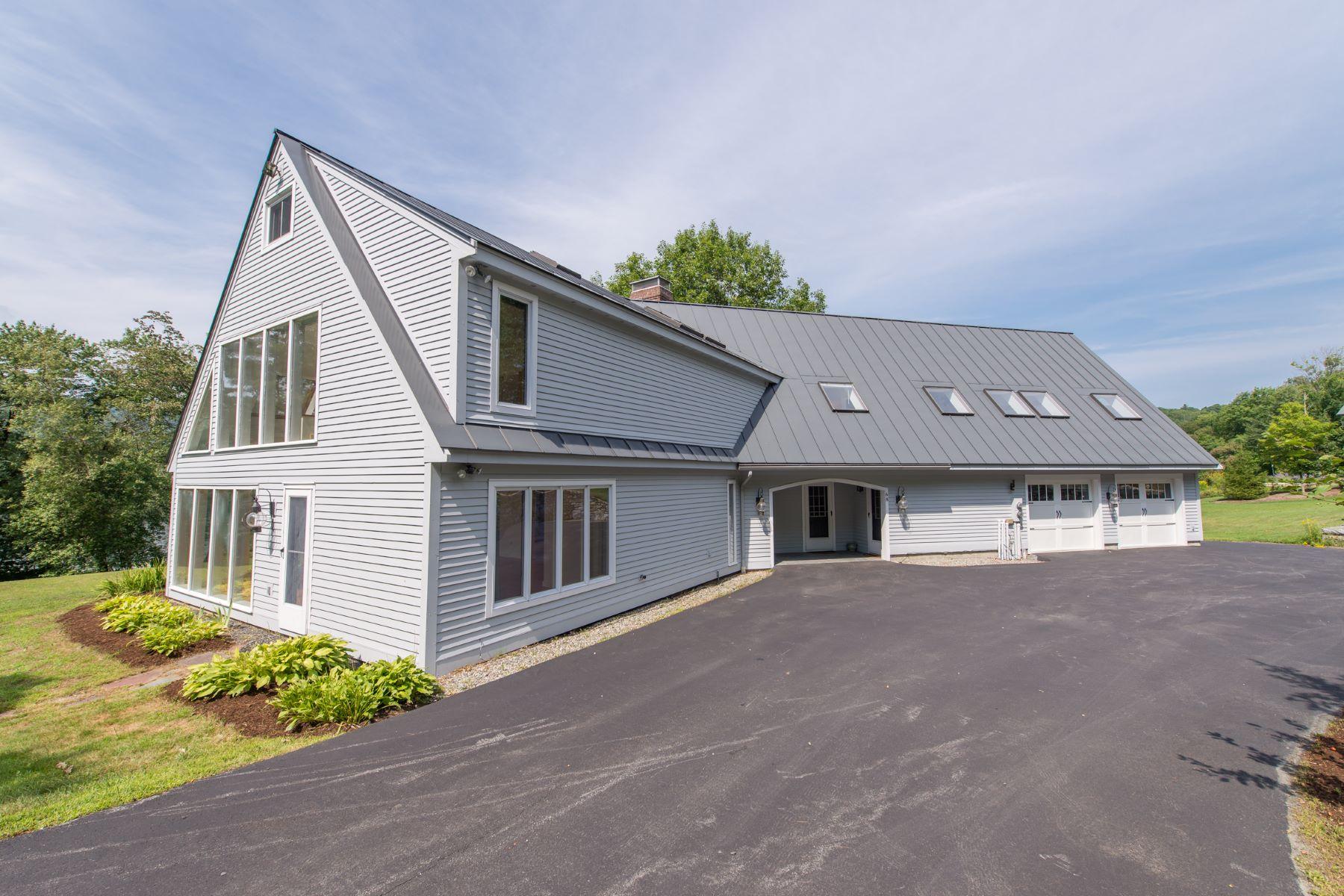 一戸建て のために 売買 アット Contemporary Cape in Enfield 68 Stevens, Enfield, ニューハンプシャー, 03748 アメリカ合衆国