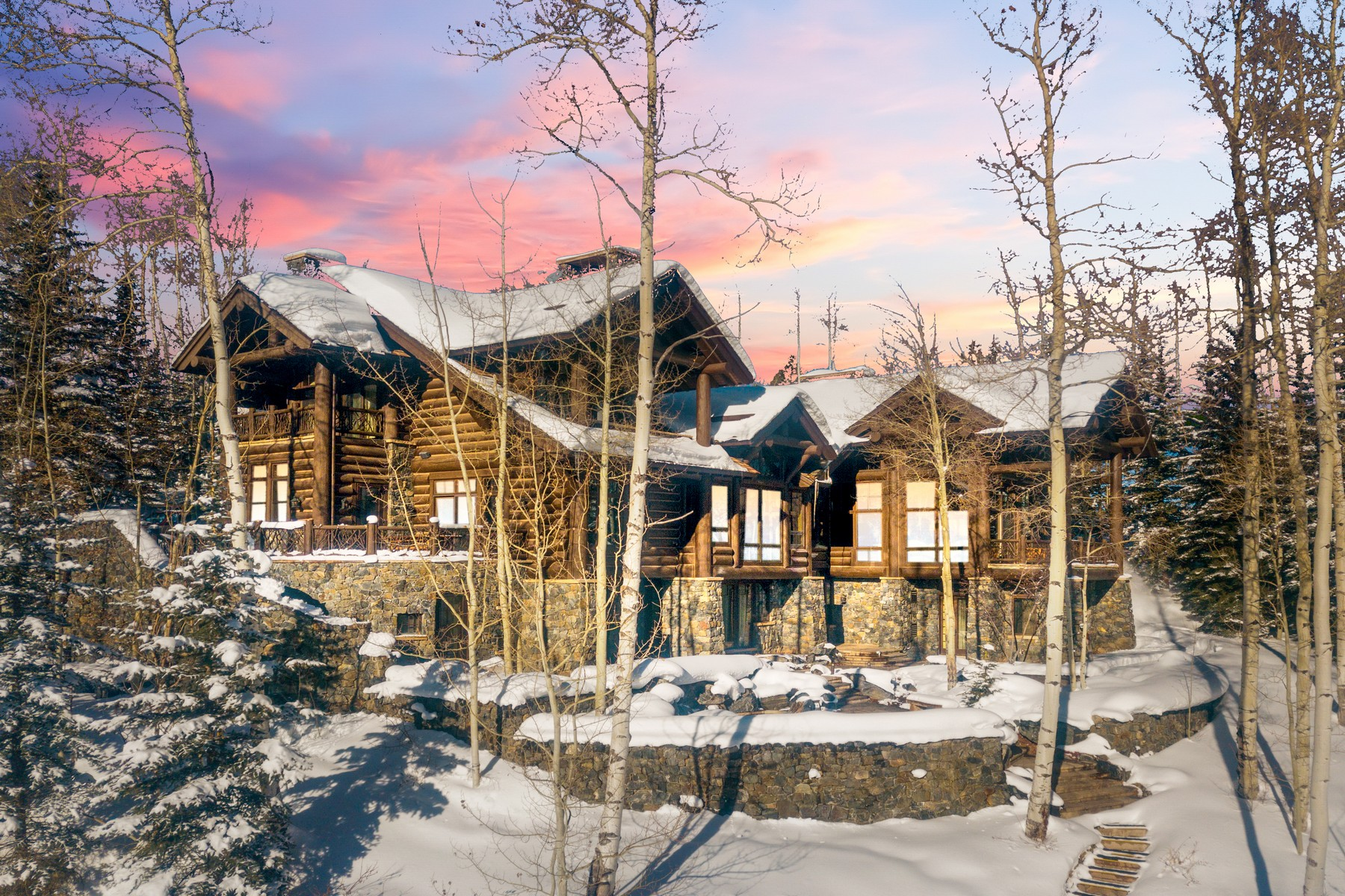 Single Family Homes for Sale at Great design comes from great passion 3483 Daybreak Ridge Beaver Creek, Colorado 81620 United States