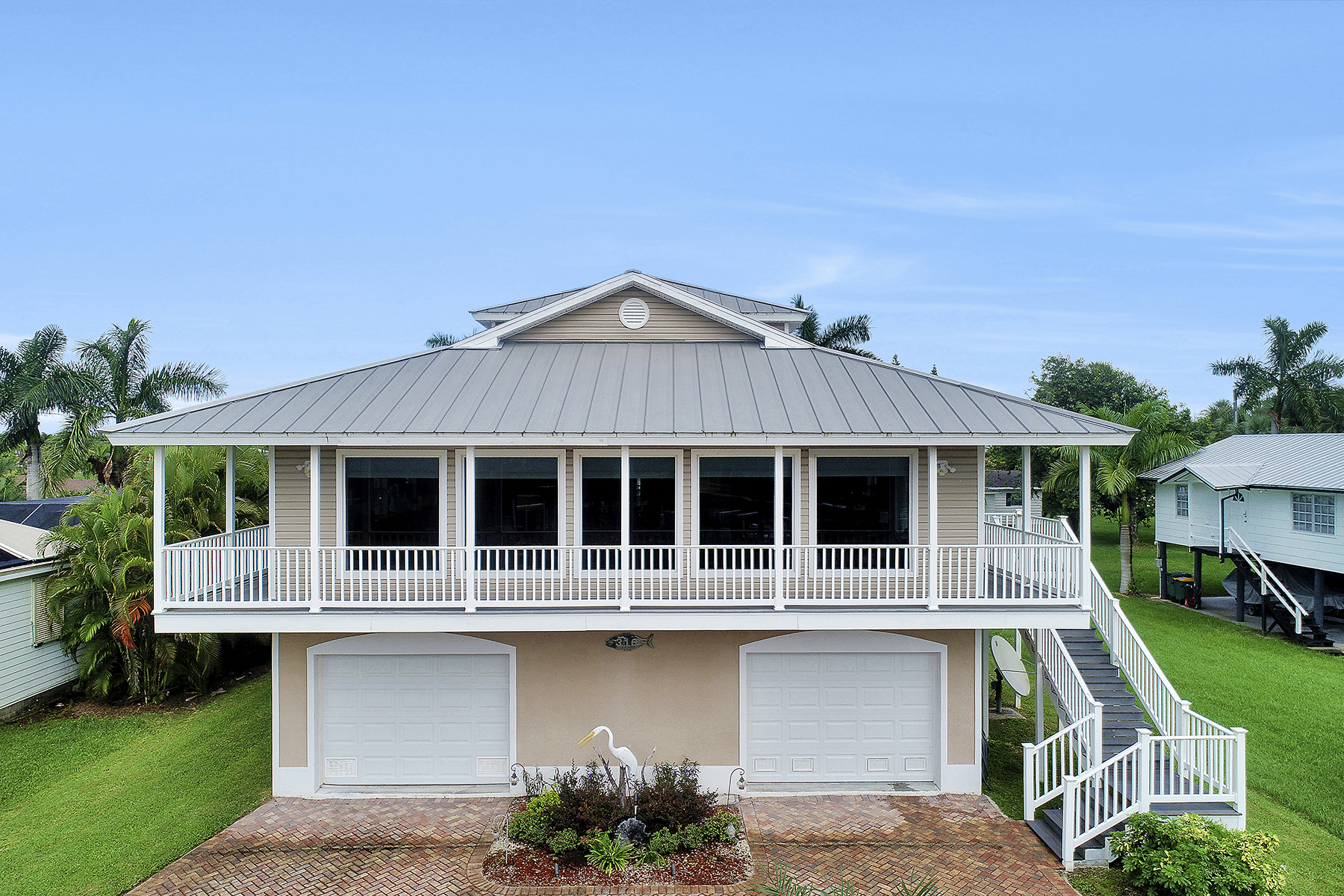 Single Family Homes for Active at EVERGLADES CITY 316 N Storter Avenue Everglades City, Florida 34139 United States