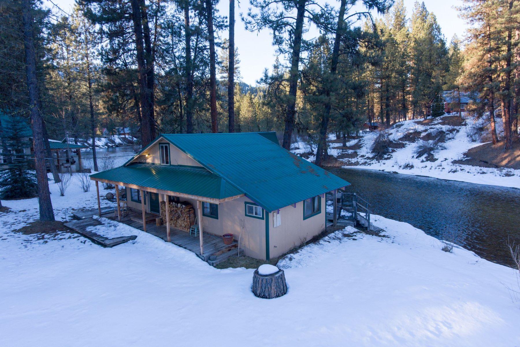 独户住宅 为 销售 在 20 Bunch Drive, Garden Valley Garden Valley, 爱达荷州, 83622 美国