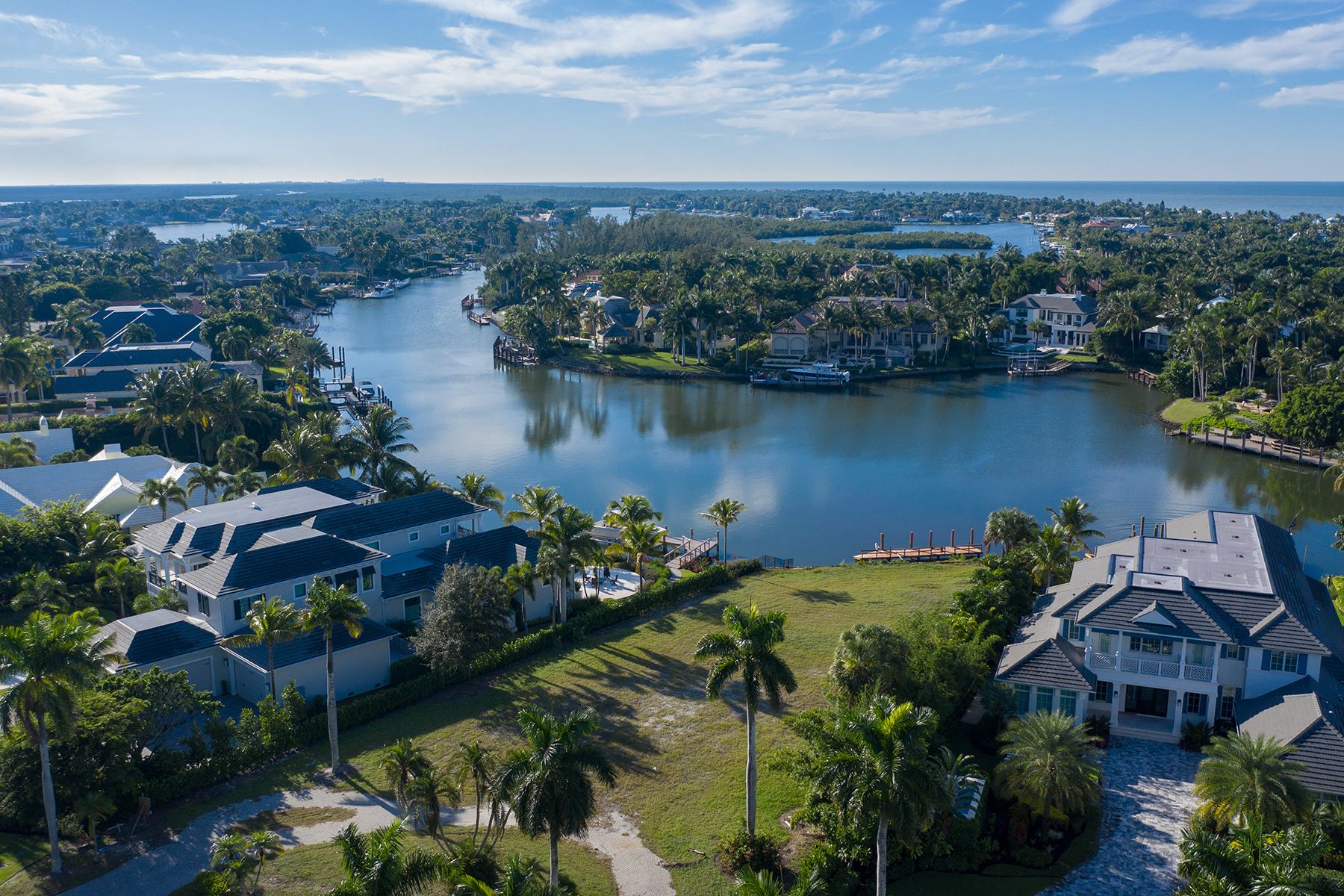 Land for Sale at 3060 Fort Charles Drive Naples, Florida 34102 United States